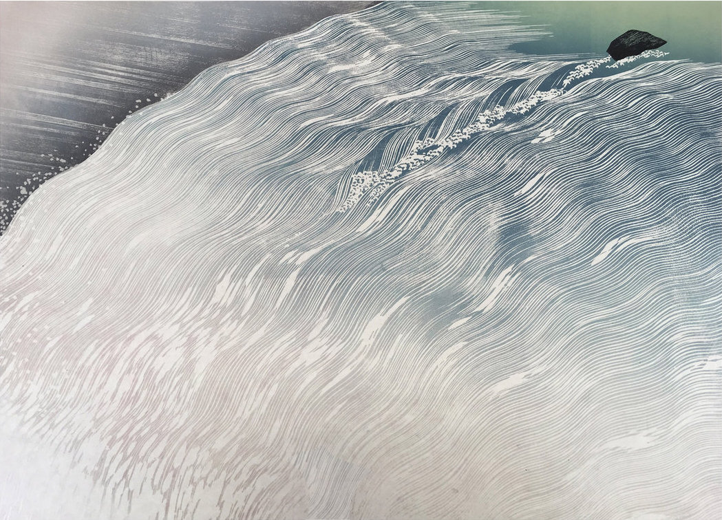 """Rod Nelson, """"Flow Surface"""""""