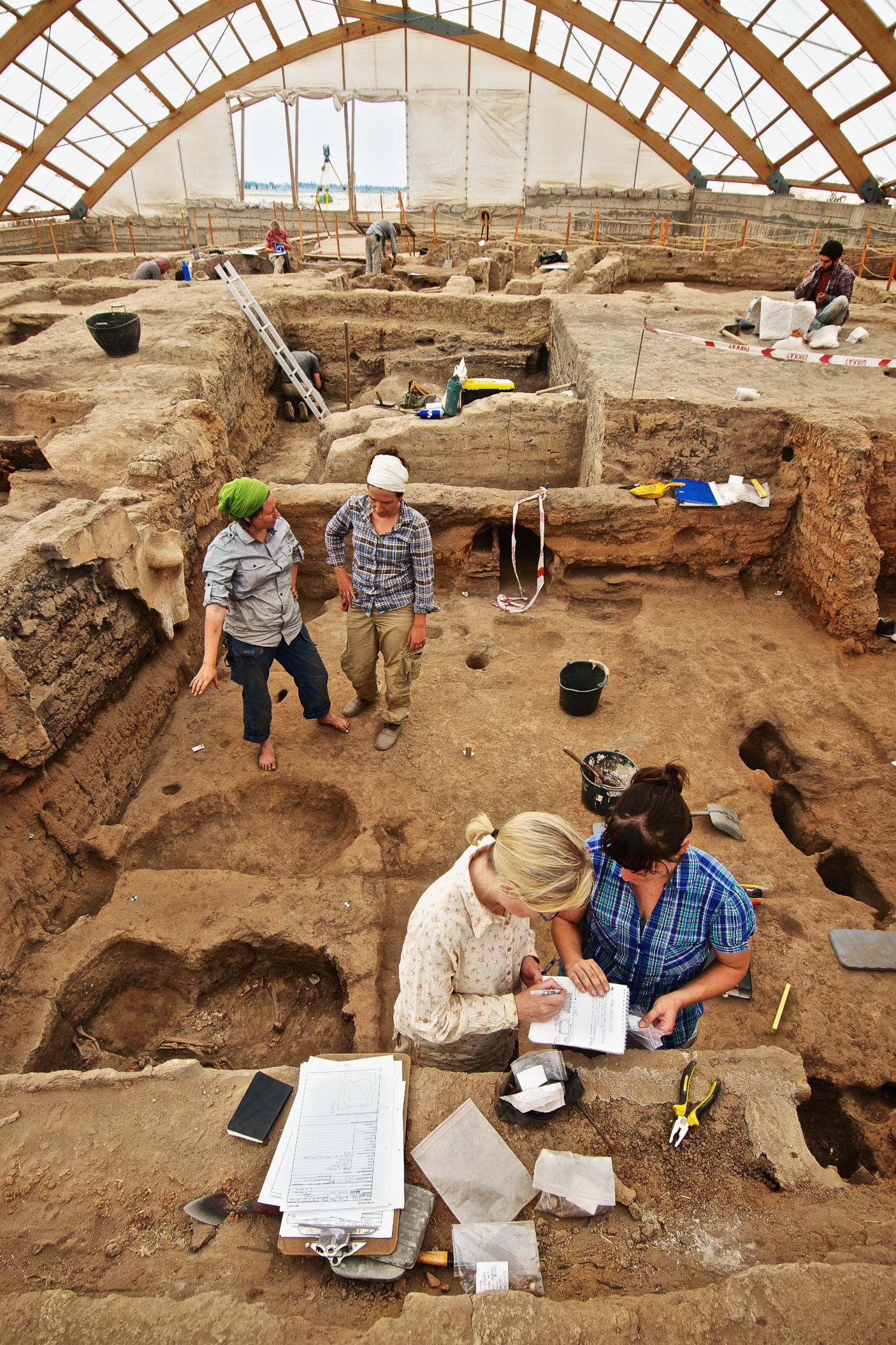 North Area Excavation