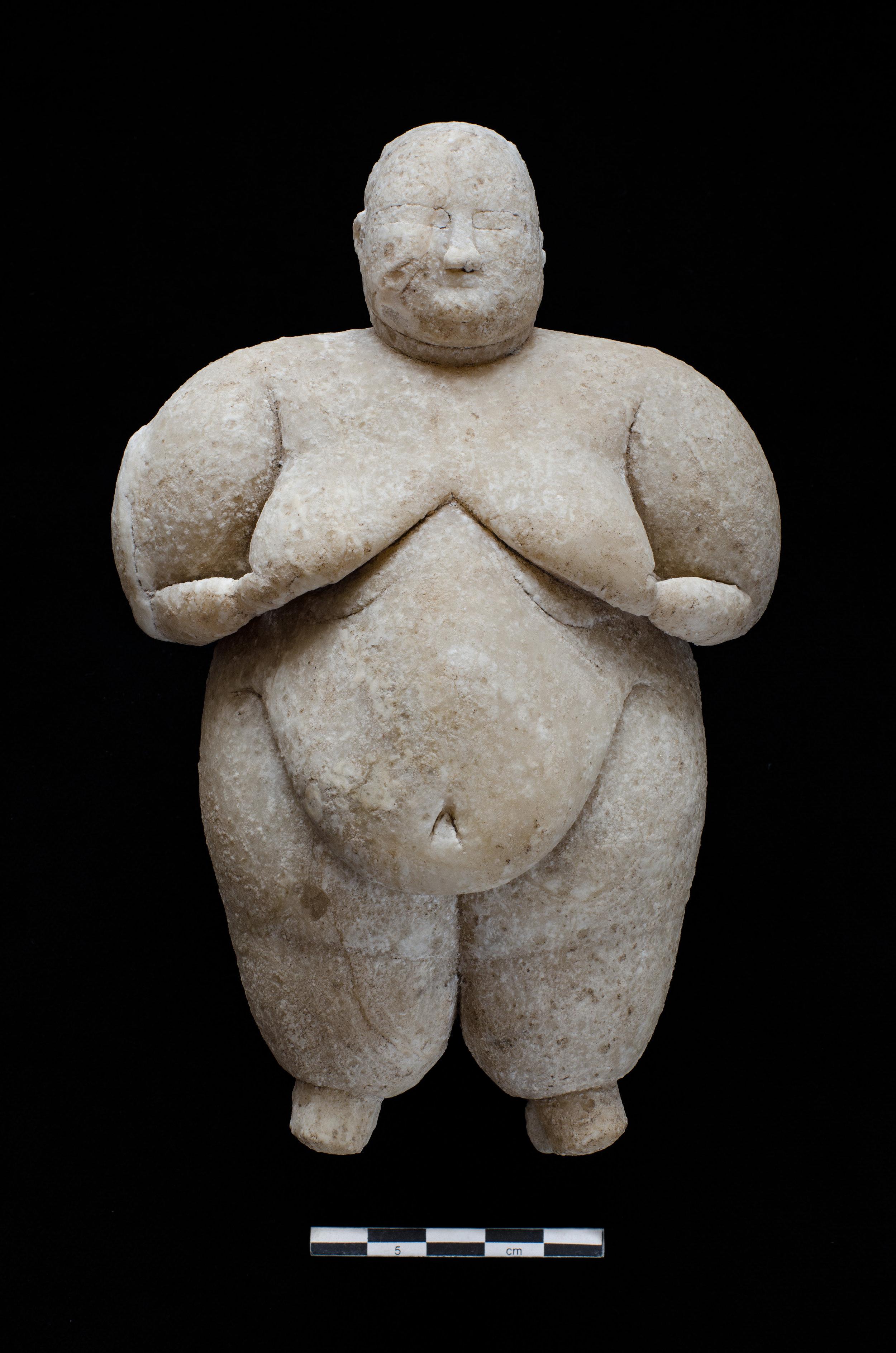 The Lady of Çatalhöyük
