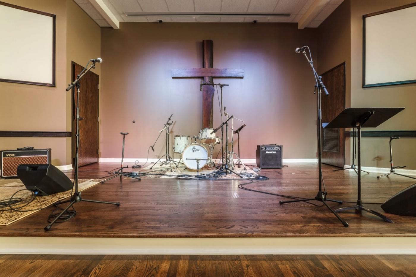 Baptist Church Floor 2