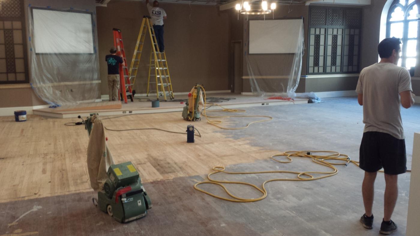 Hardwoods Refurnishing