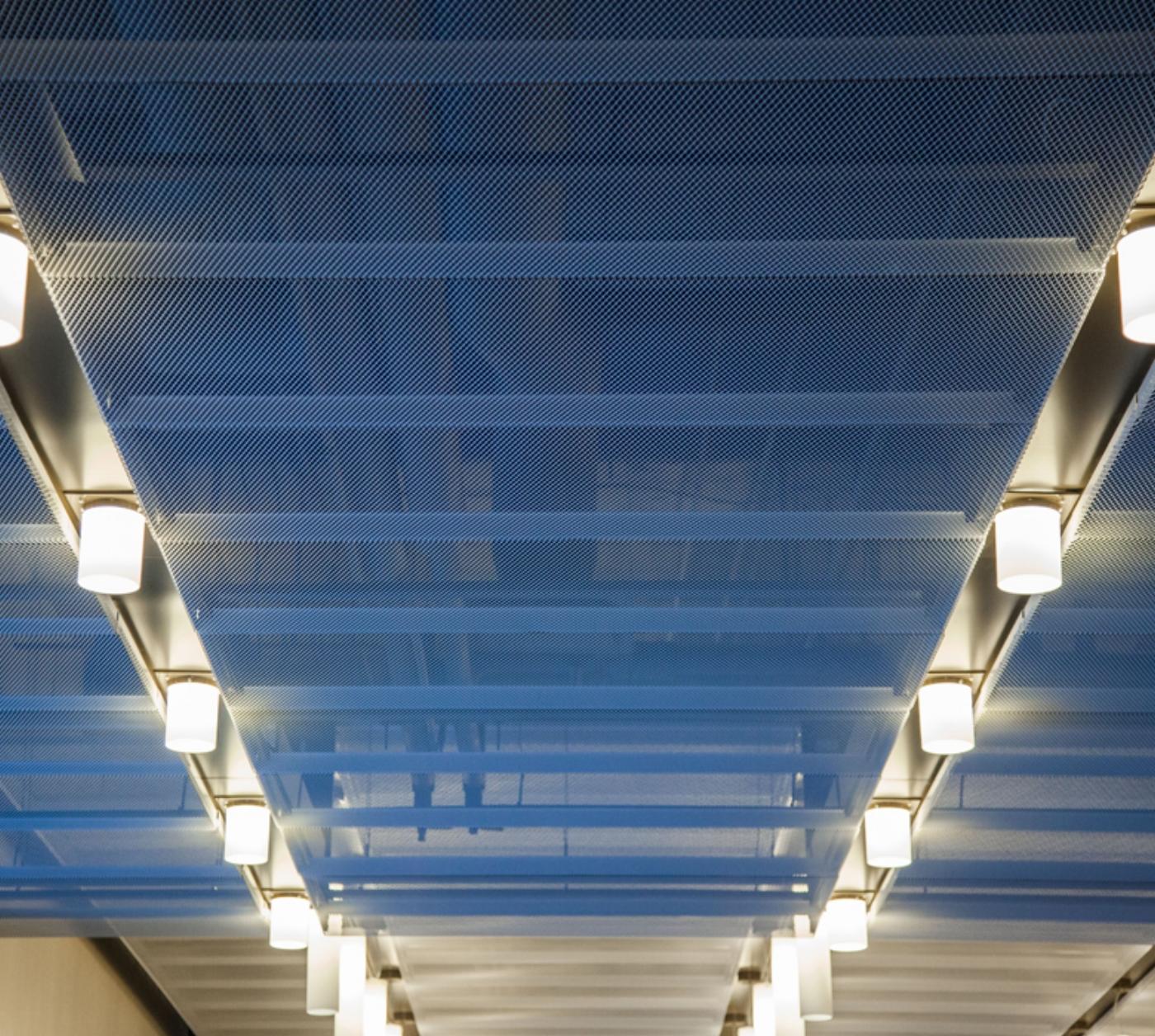 Acoustical ceilings