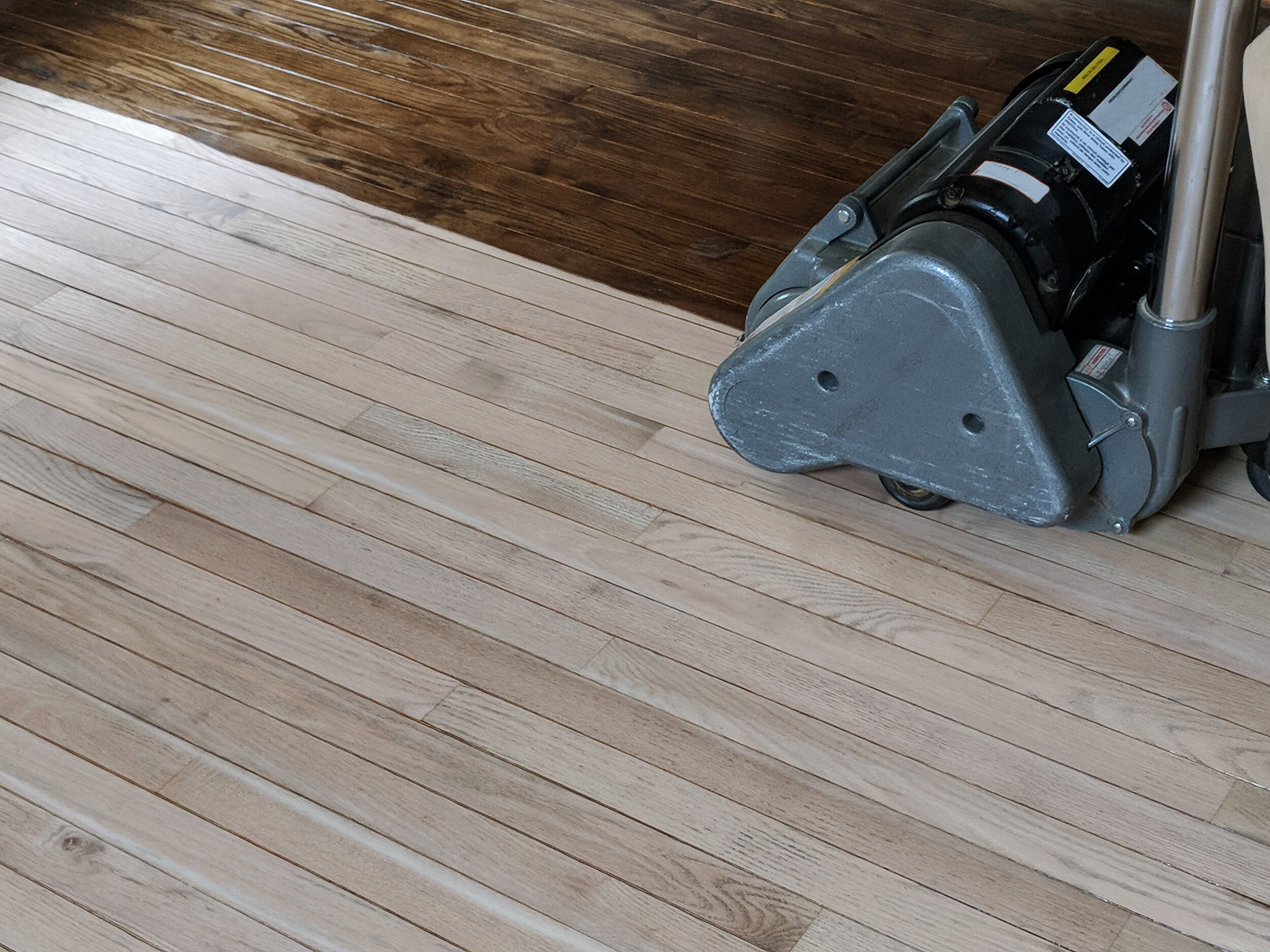How Often Should Hardwood Floors Be Refinished Ozburn Hessey