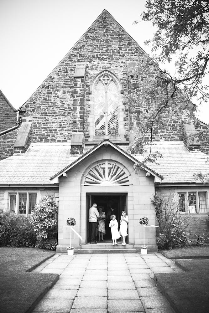 st stevens church wedding
