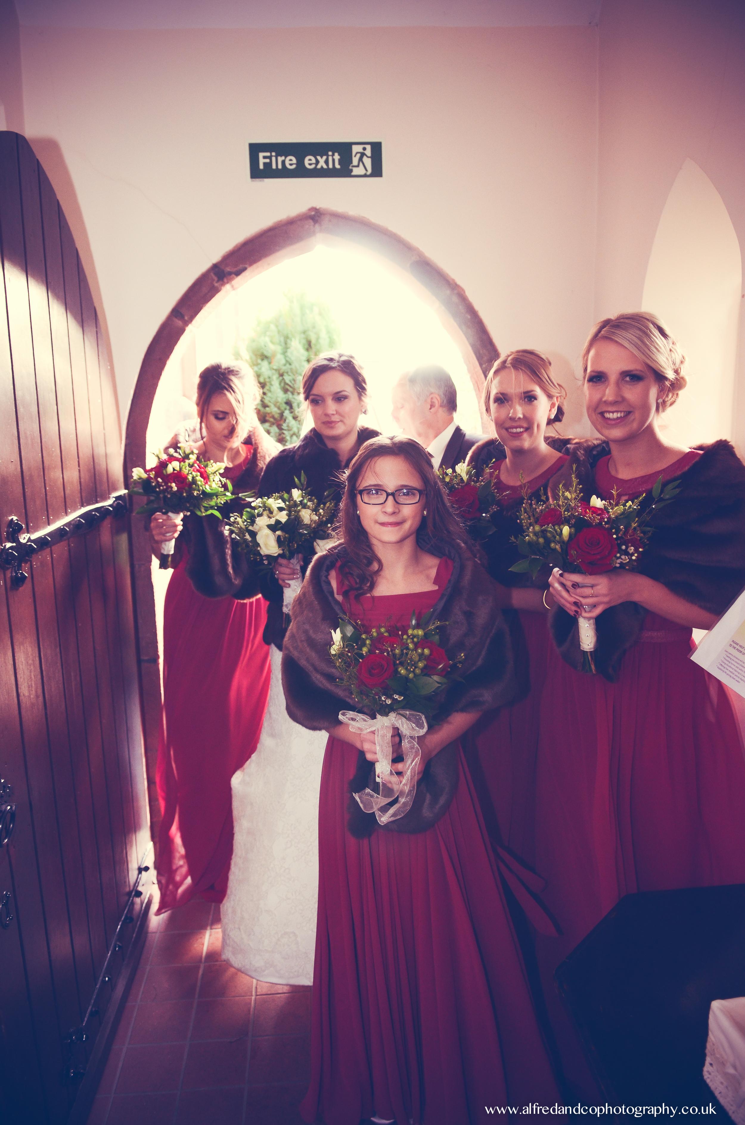 Wedding Photographer thornton manor cheshire