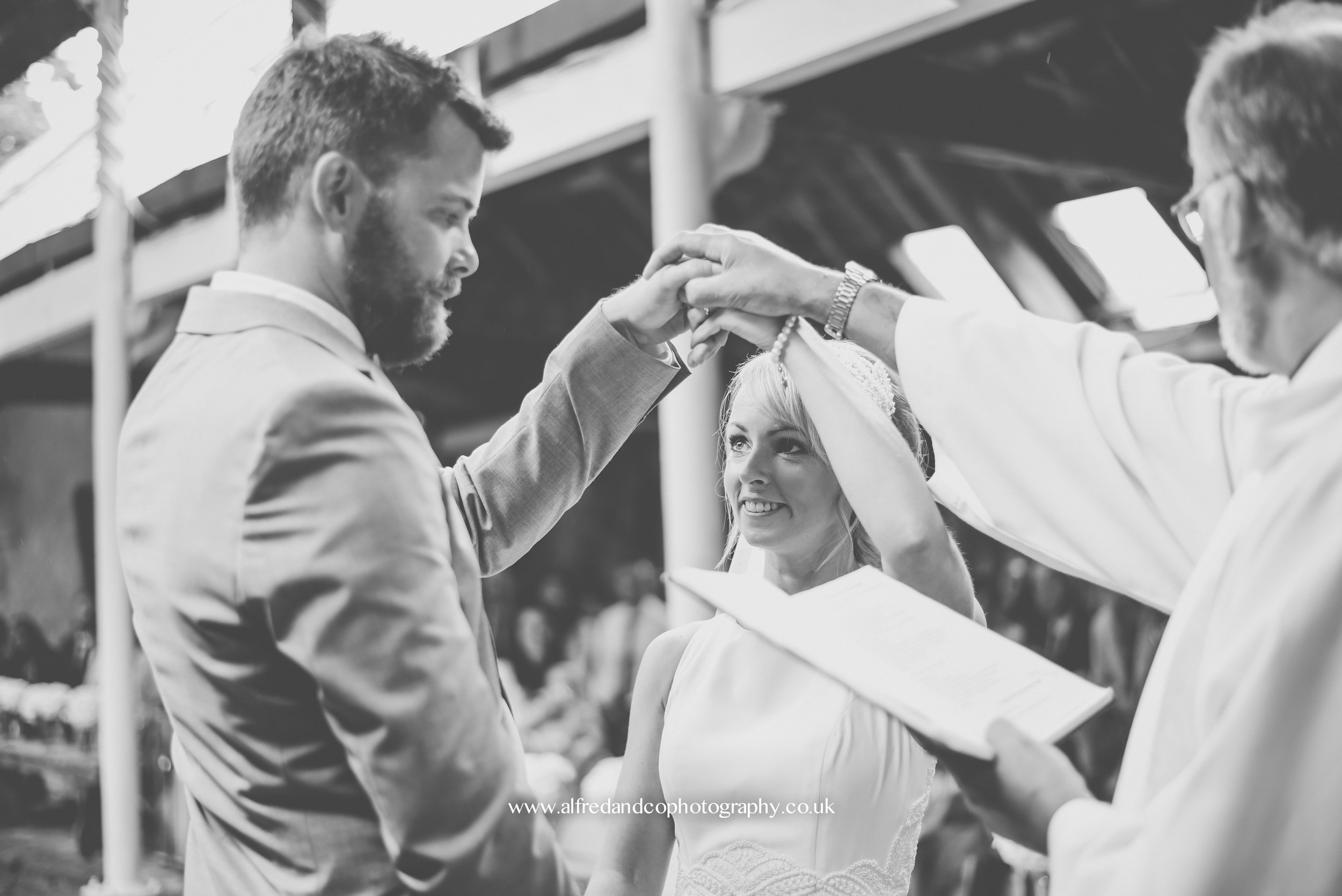 tipi wedding in lancashire