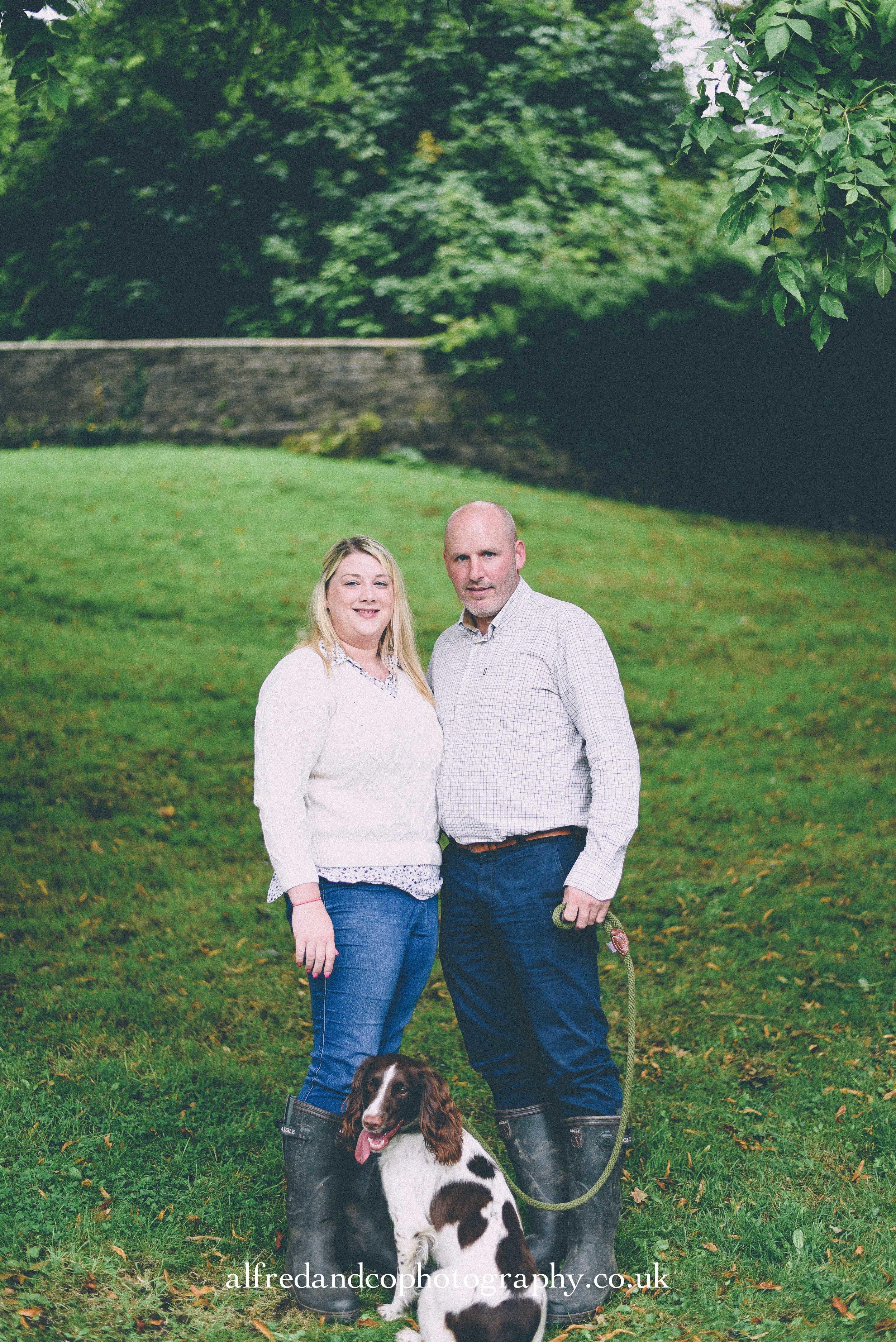 pre-wedding photography clitheroe
