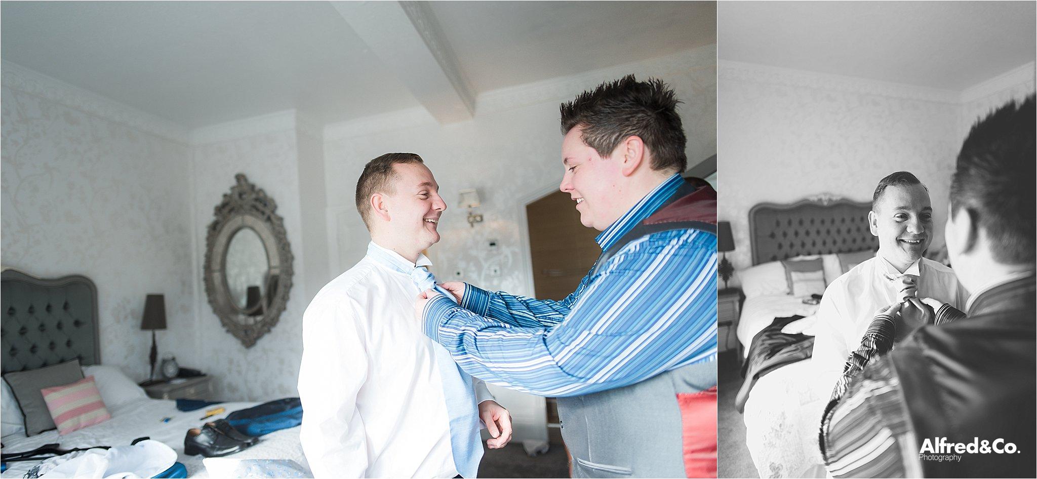 Stirk house wedding photographer