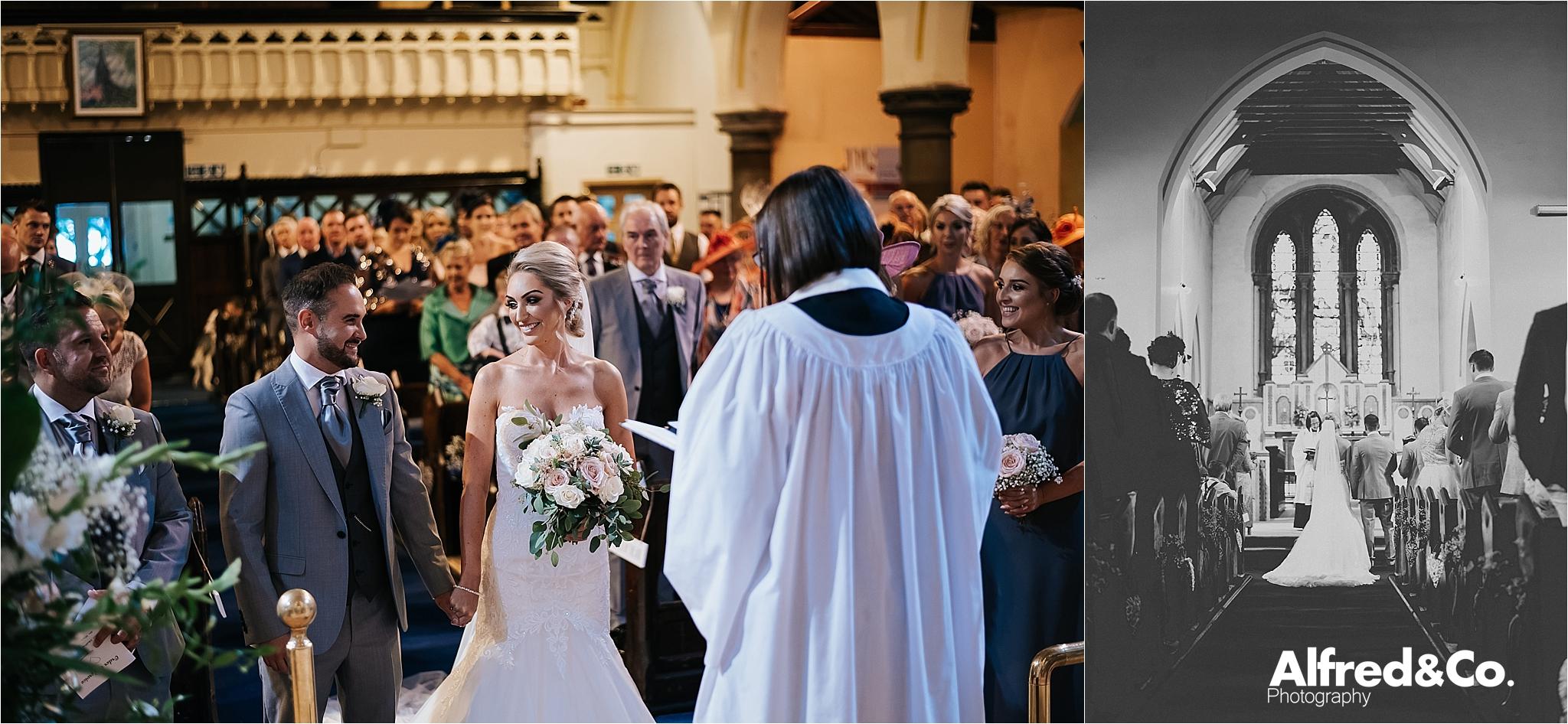 St Paul's Bolton - Wedding Photographer