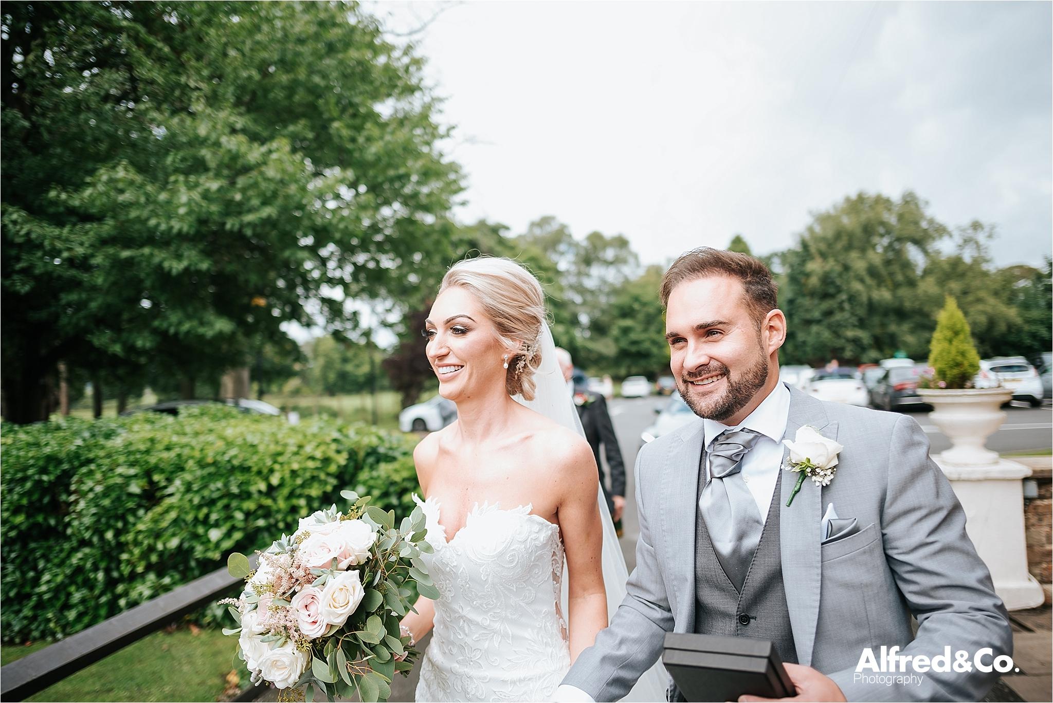 Dunkenalgh Wedding, aCCRINGTON, Lancashire