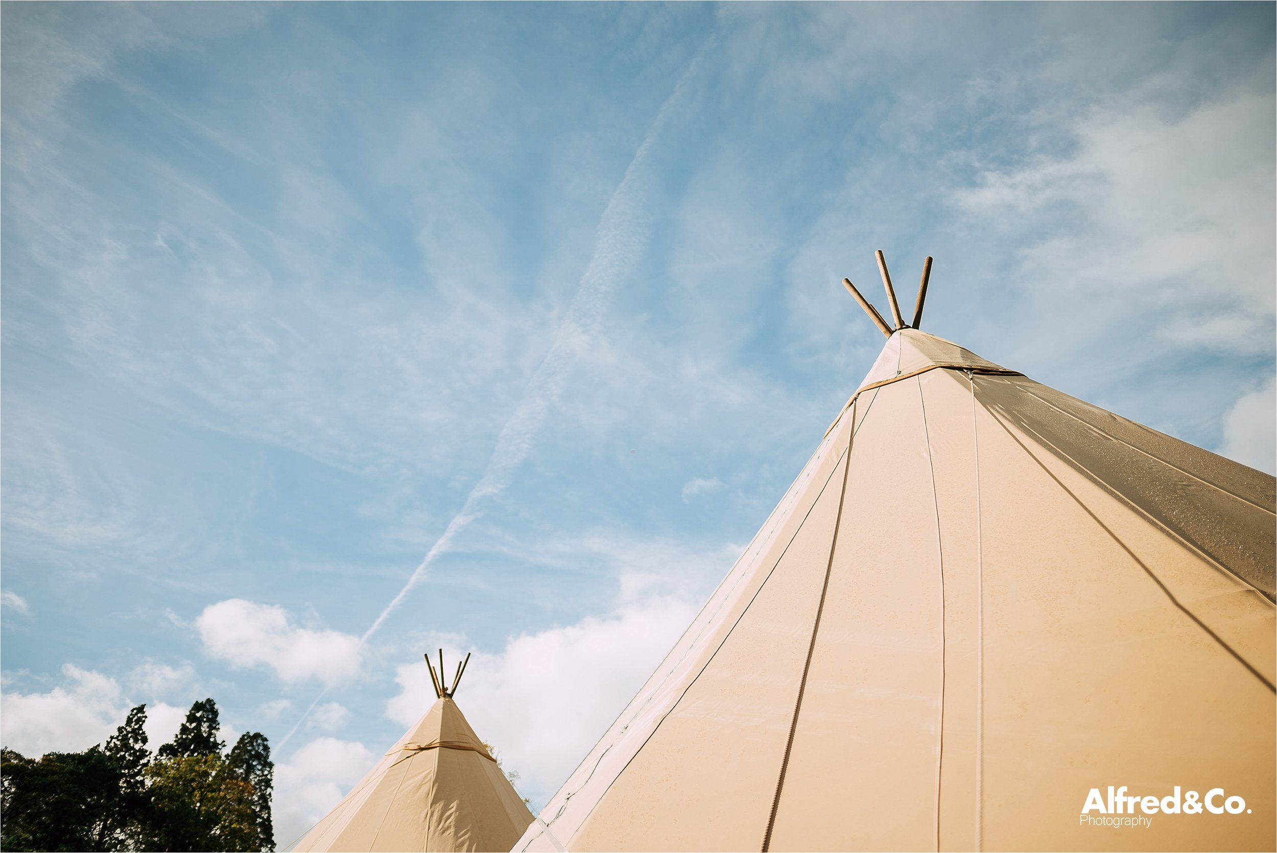 Big Chief Tipis in Cheshire