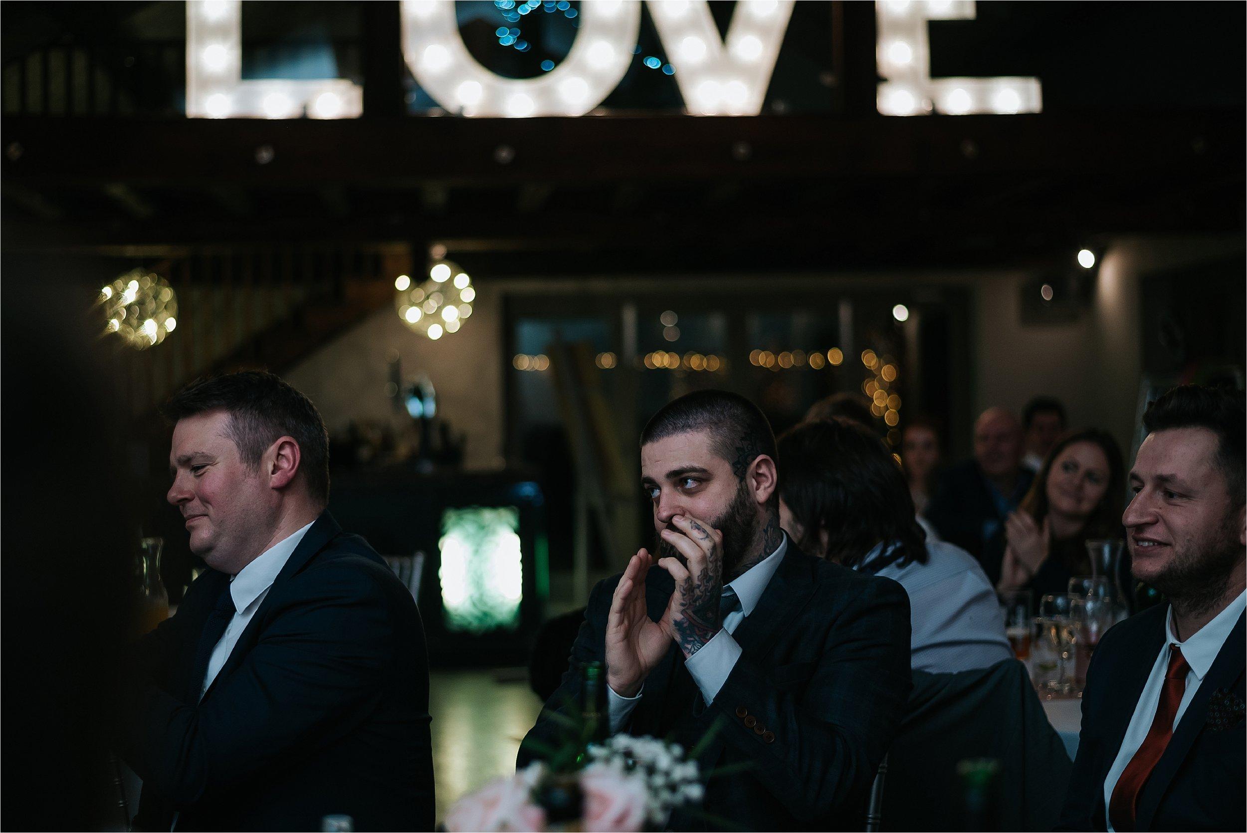 wedding party yorkshire