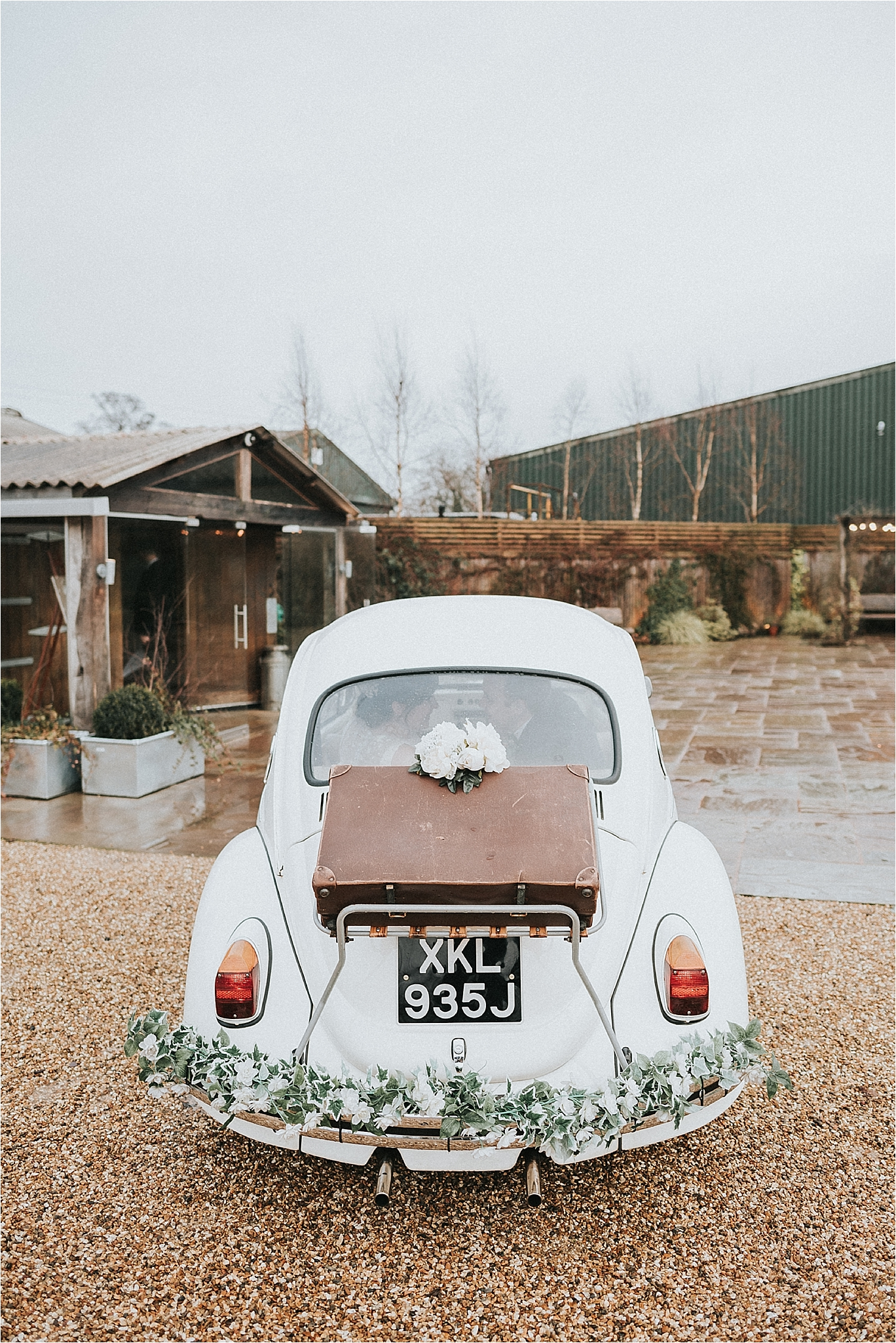 vintage wedding beetle for hire in lancashire