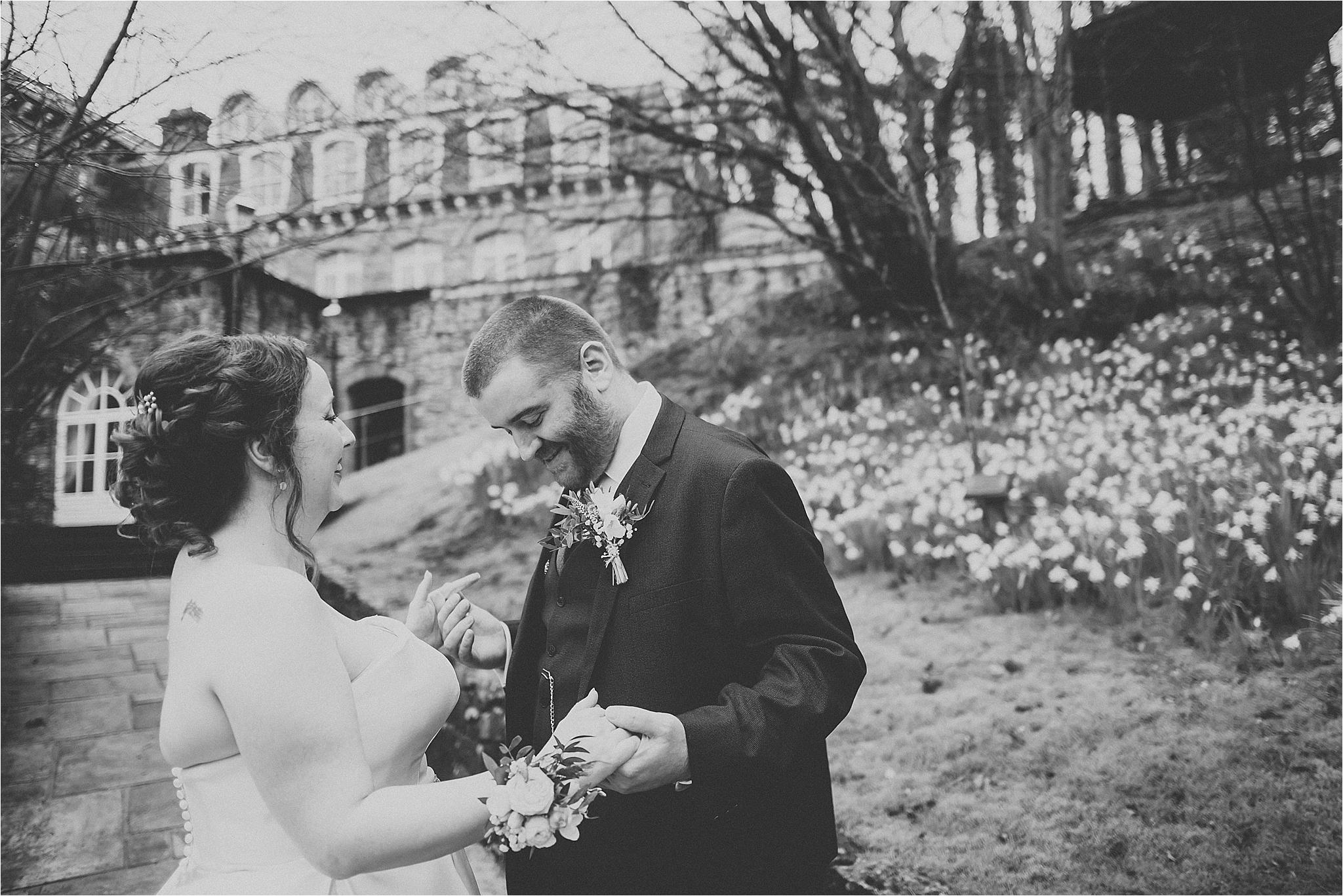 grange hotel wedding photographer