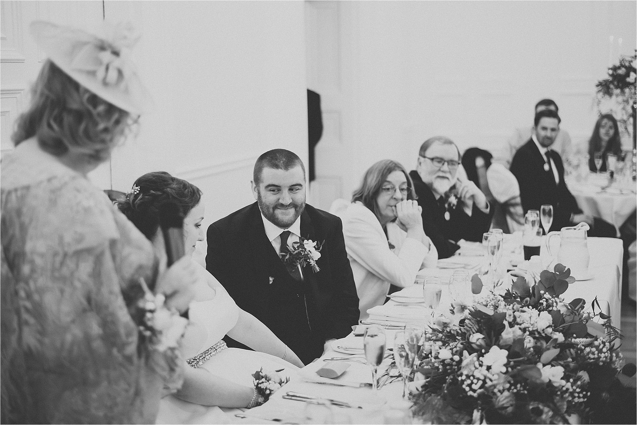 spring wedding at grange hotel, lake district