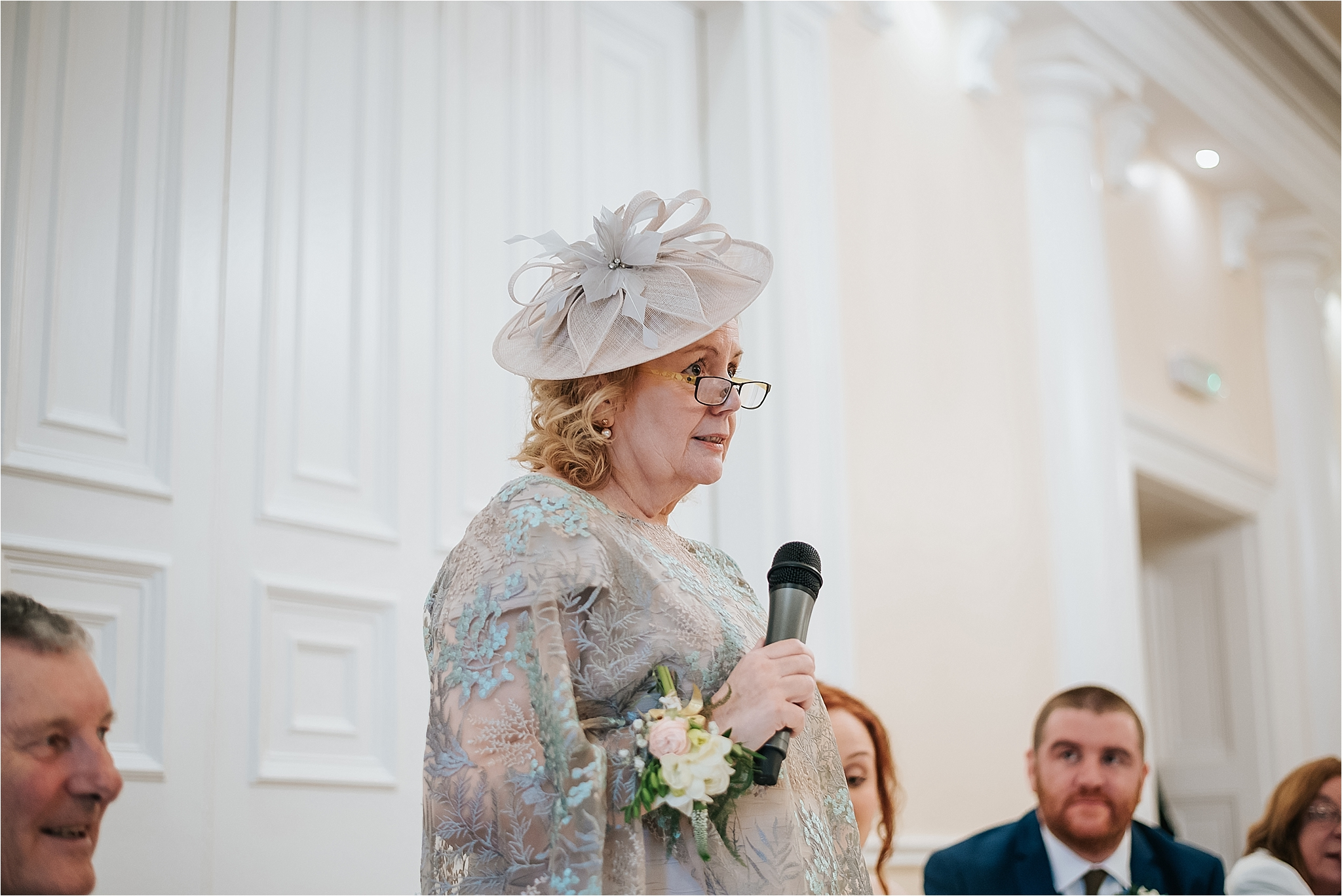 mother of bride does speech