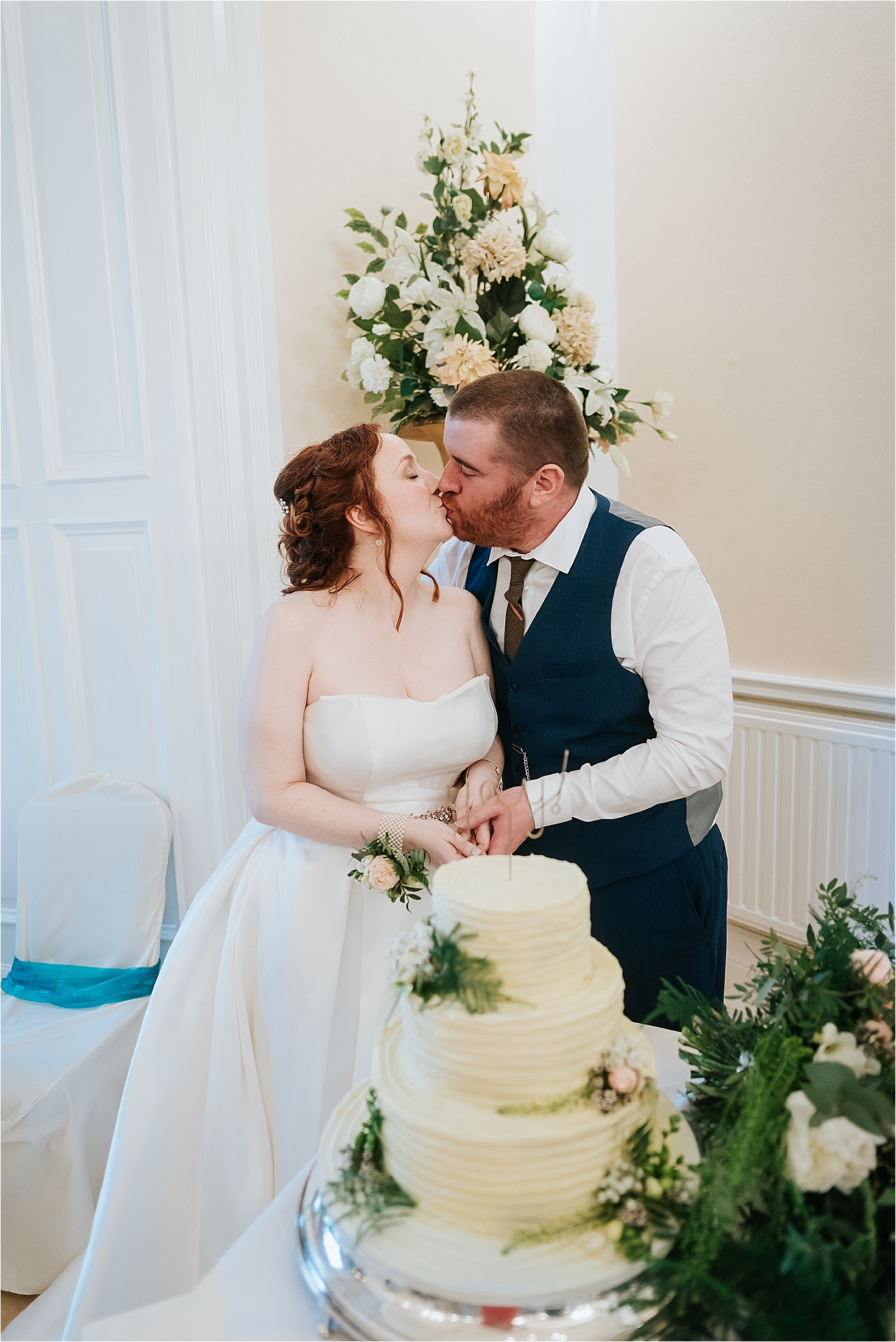 spring wedding at grange hotel