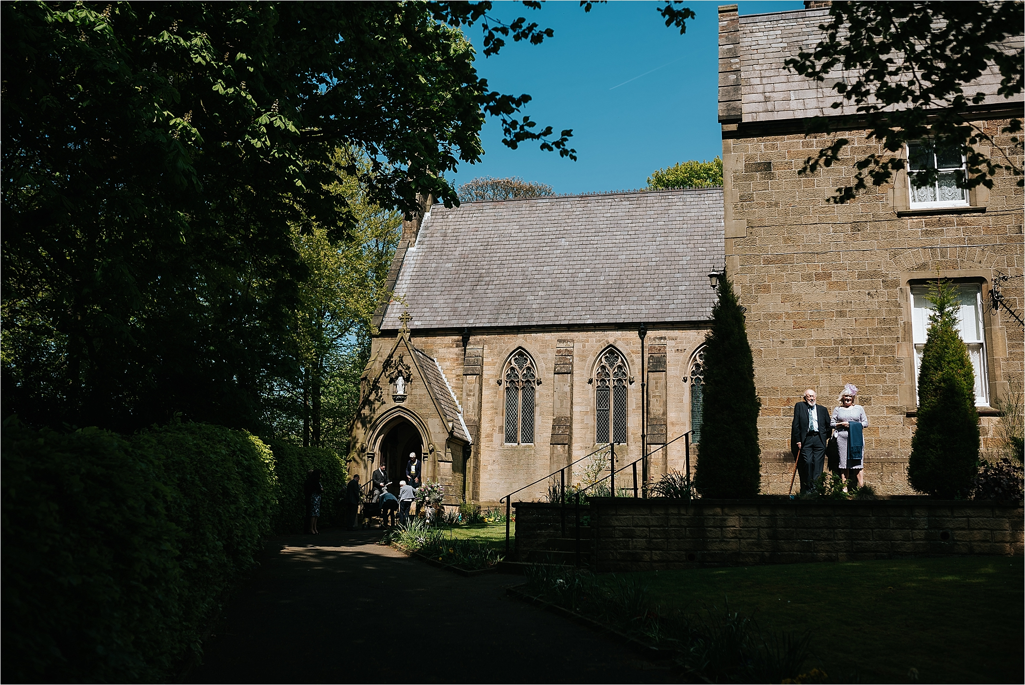 st marys and st james church scorton