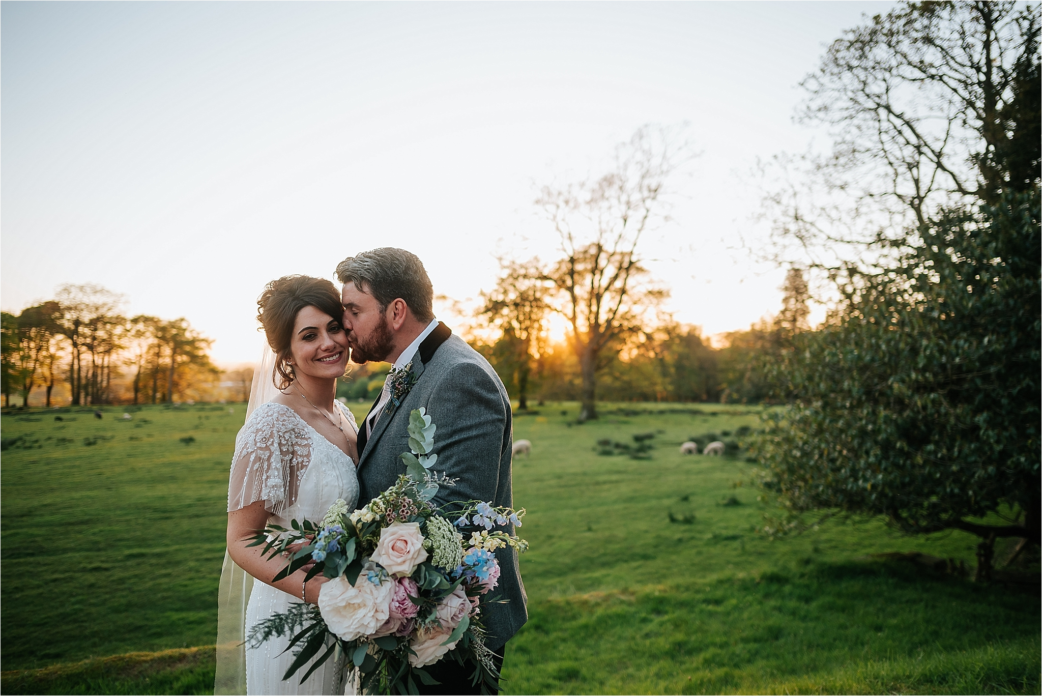 wyresdale park wedding photographer