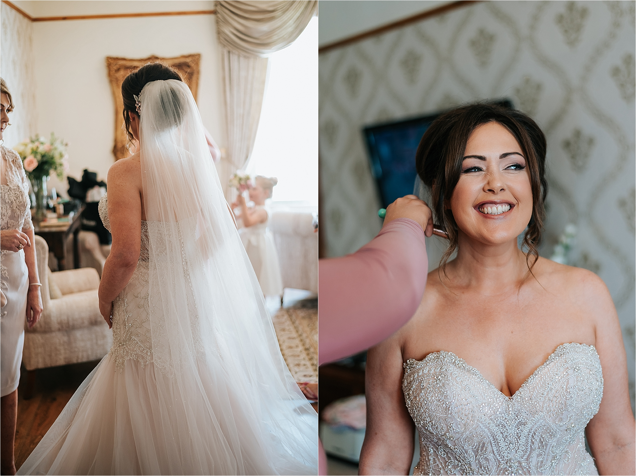 west tower ormskirk wedding