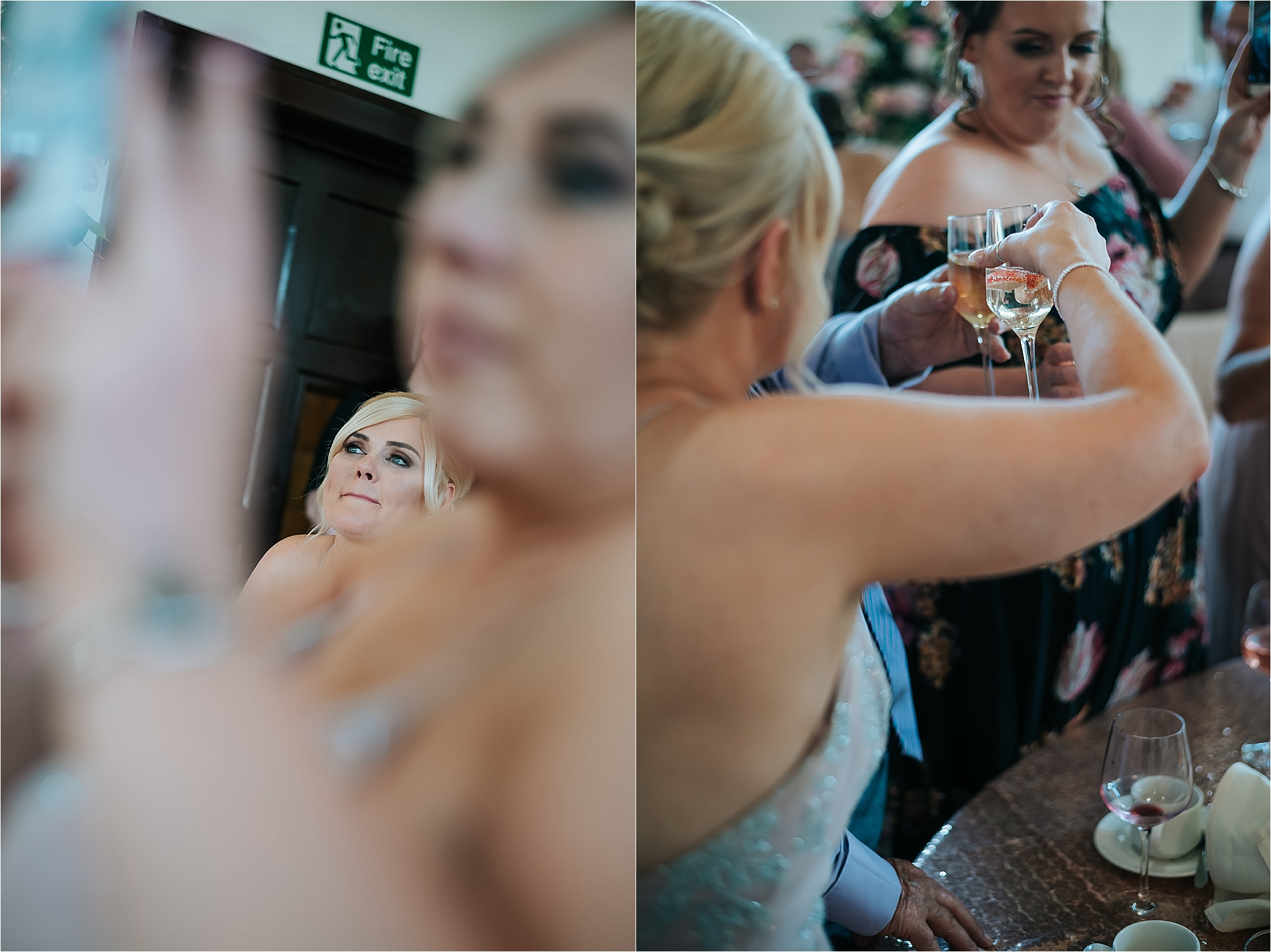 wedding speeches at west tower ormskirk