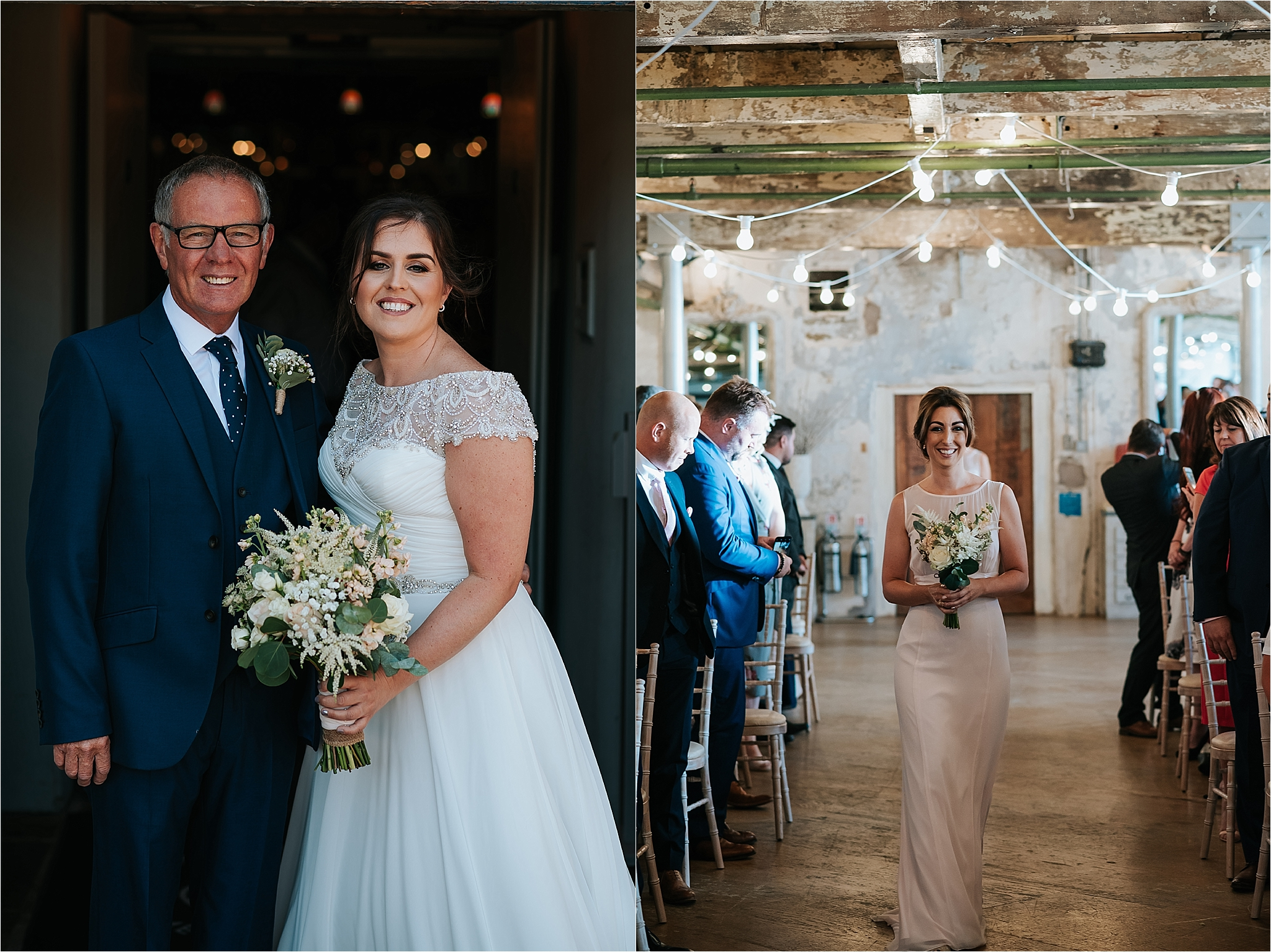 Wedding at Holmes Mill, Clitheroe