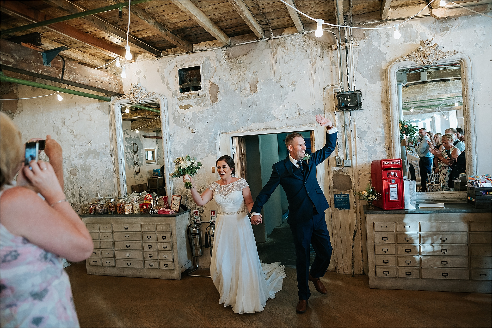 Wedding at Holmes Mill in Clitheroe