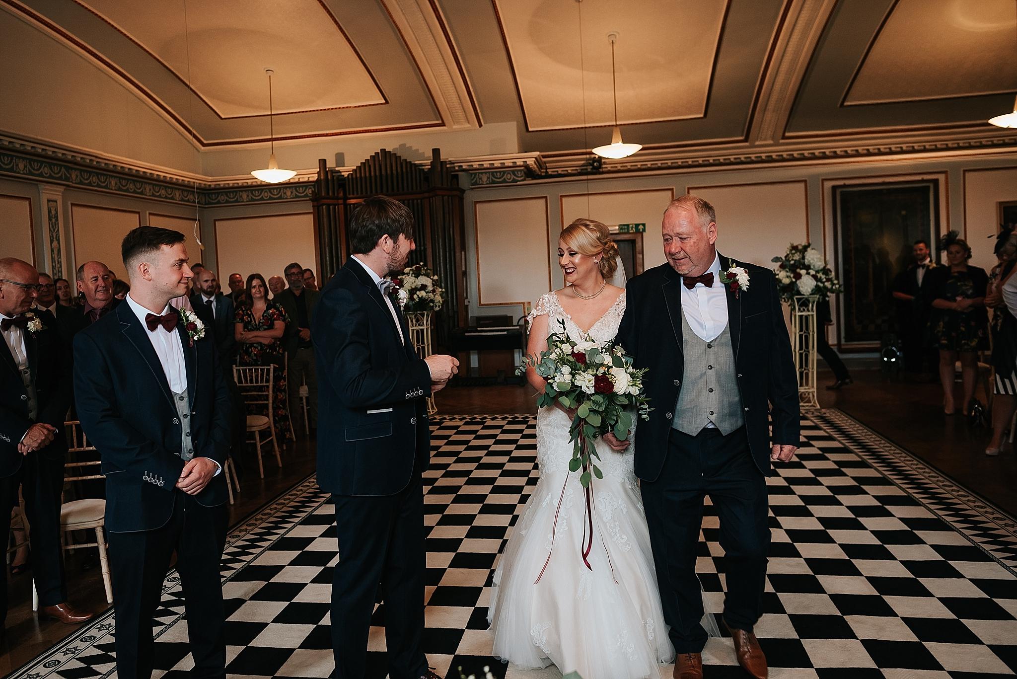vintage wedding venue in lancashire