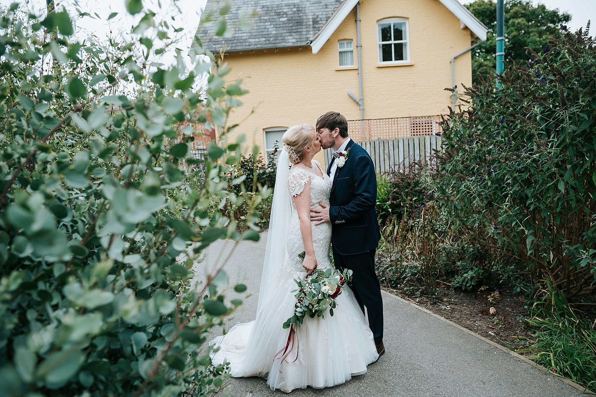 wedding photographer in st annes lancashire