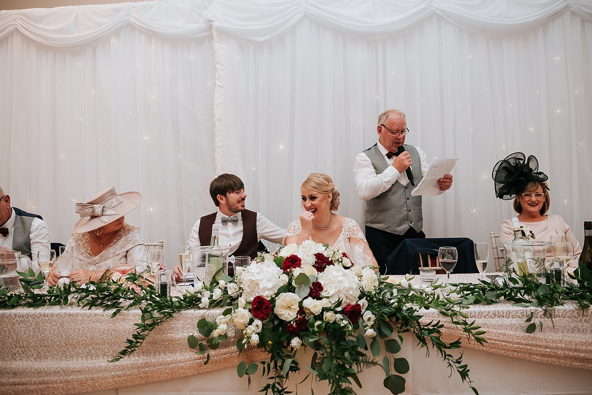 wedding speeches at st annes palace