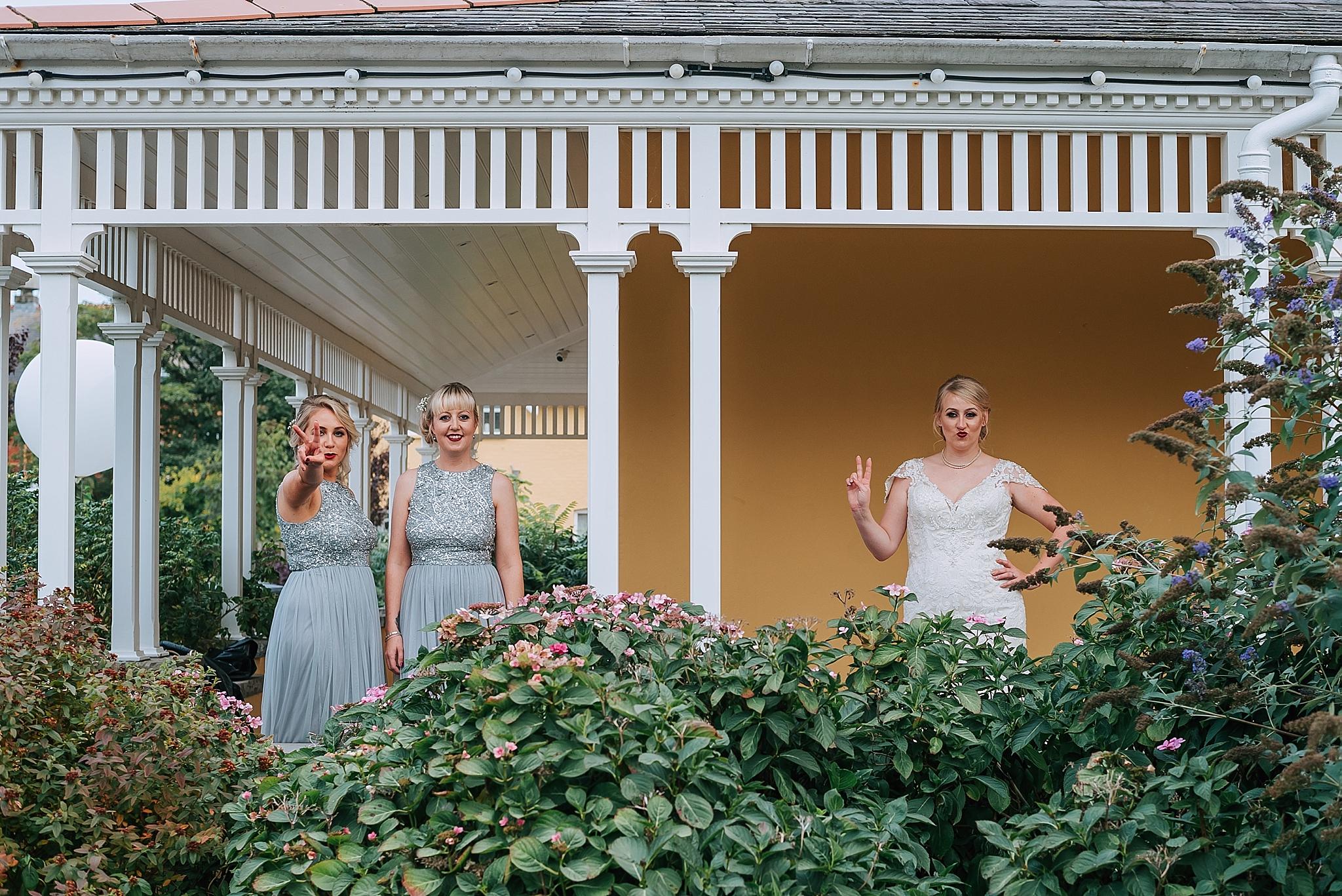 quirky wedding photographer lancahire