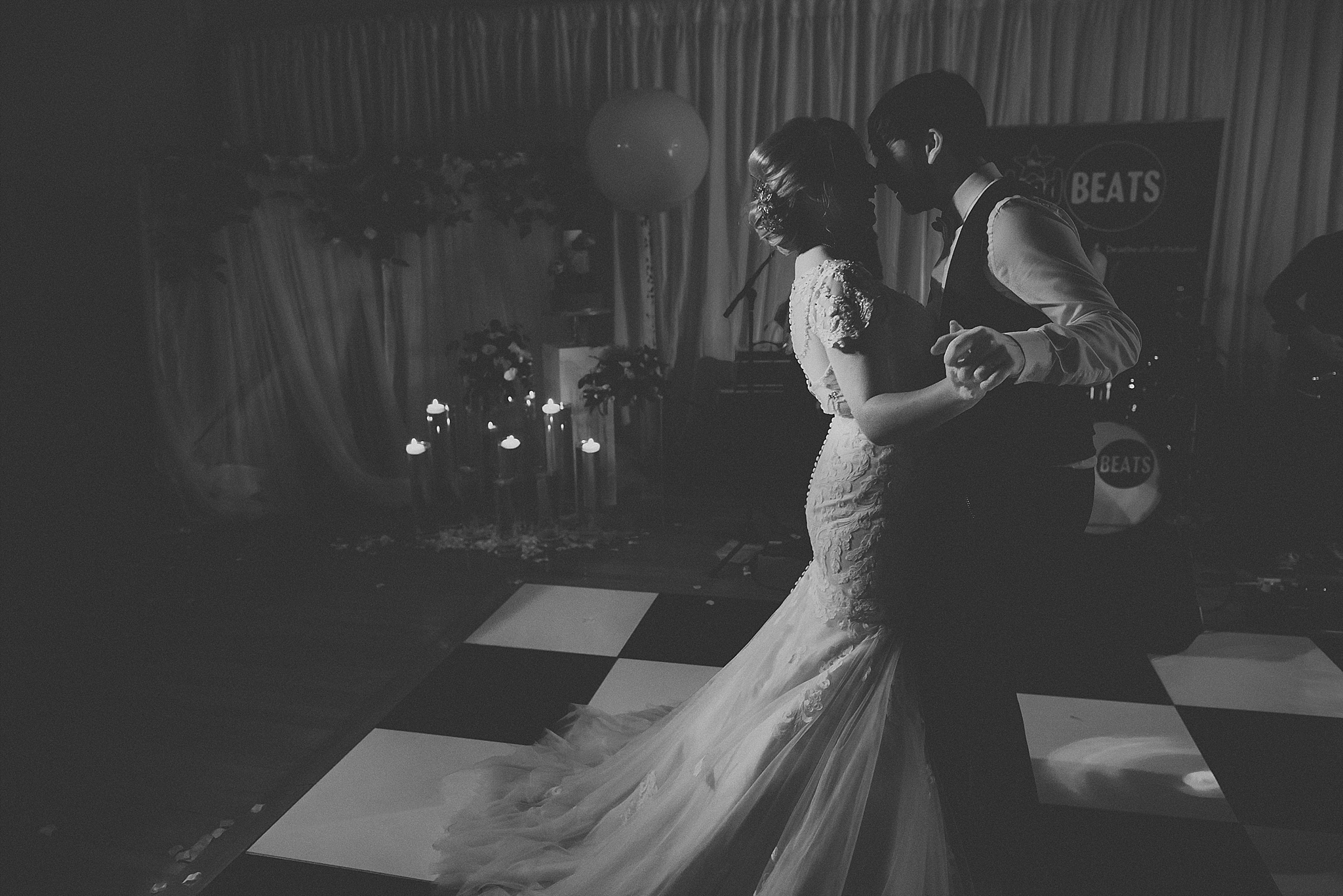 vintage wedding venue in st annes, lancashire