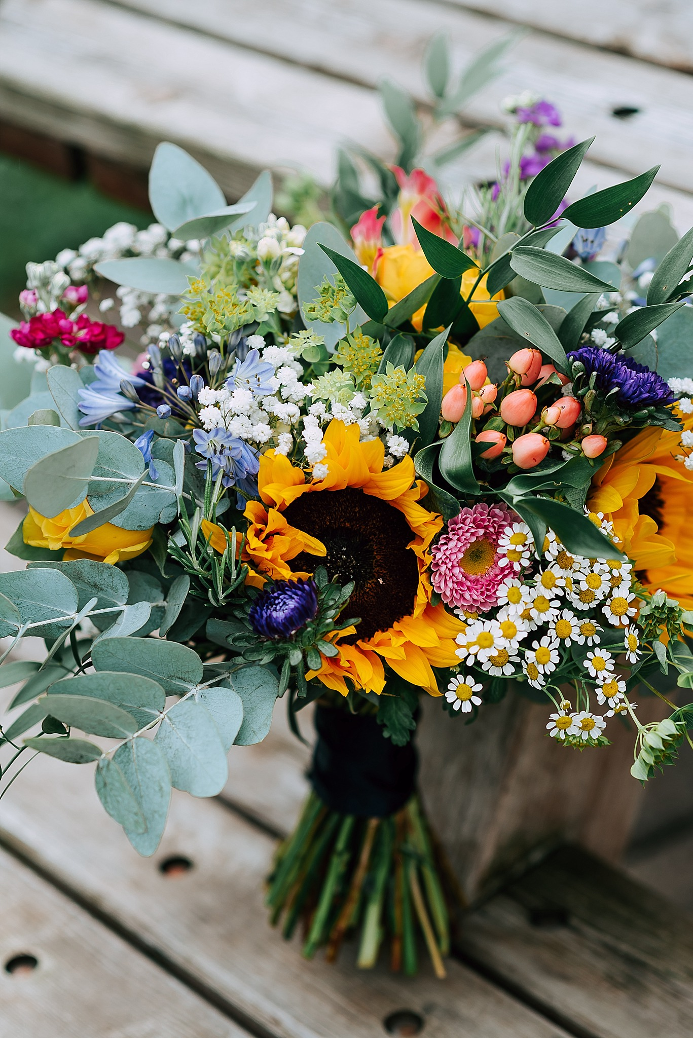 flowers by the flower farm lancashire