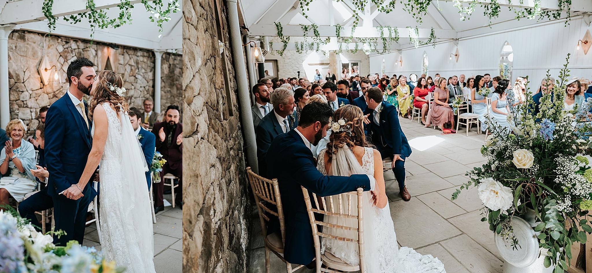 wyresdale park wedding barn at scorton