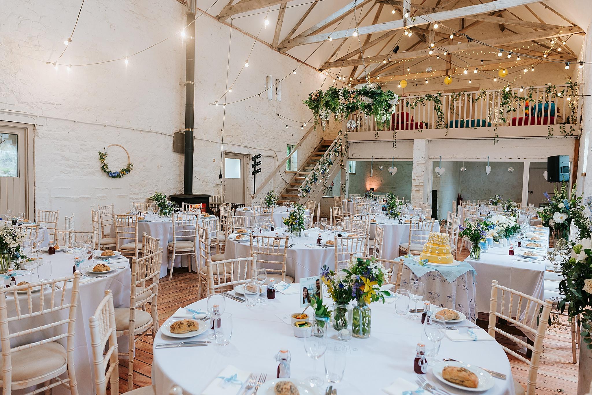barn wedding venue in lancashire near preston