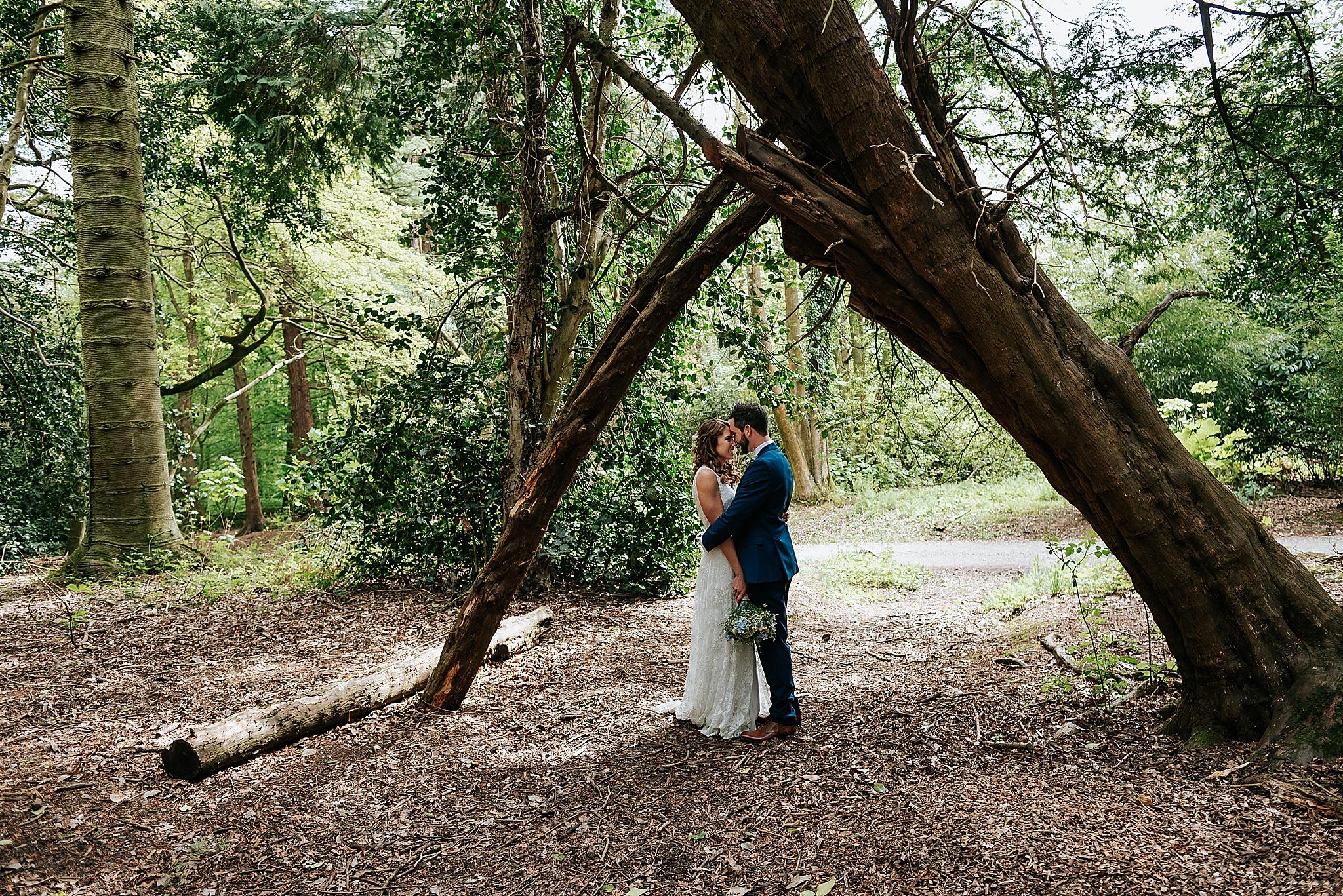 wyresdale park wedding venue near preston