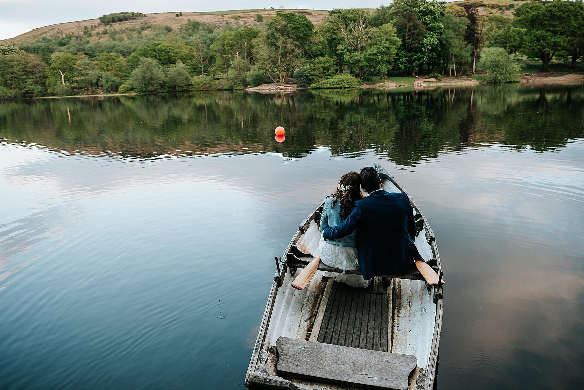 wyresdale park lake