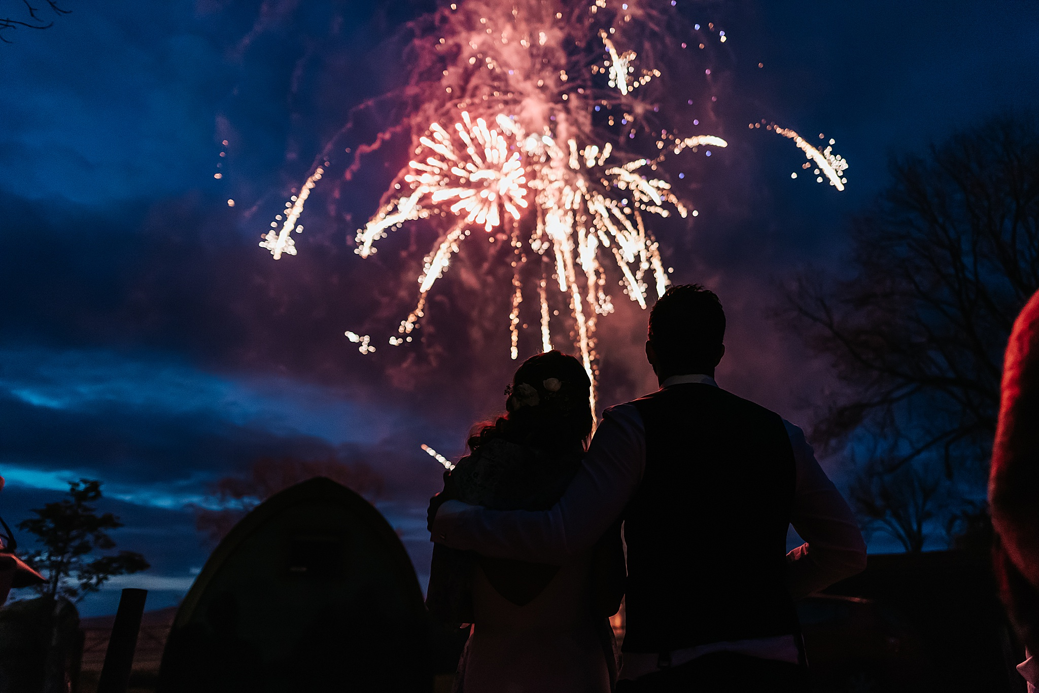 fireworks at wyresdale park