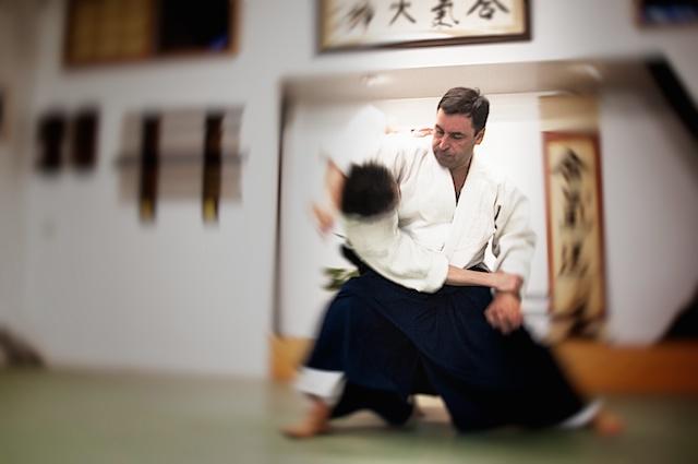 Aikido in Randolph, NJ