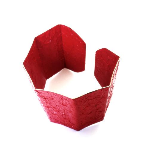 Scarlet Foil Cuff, 520.jpg