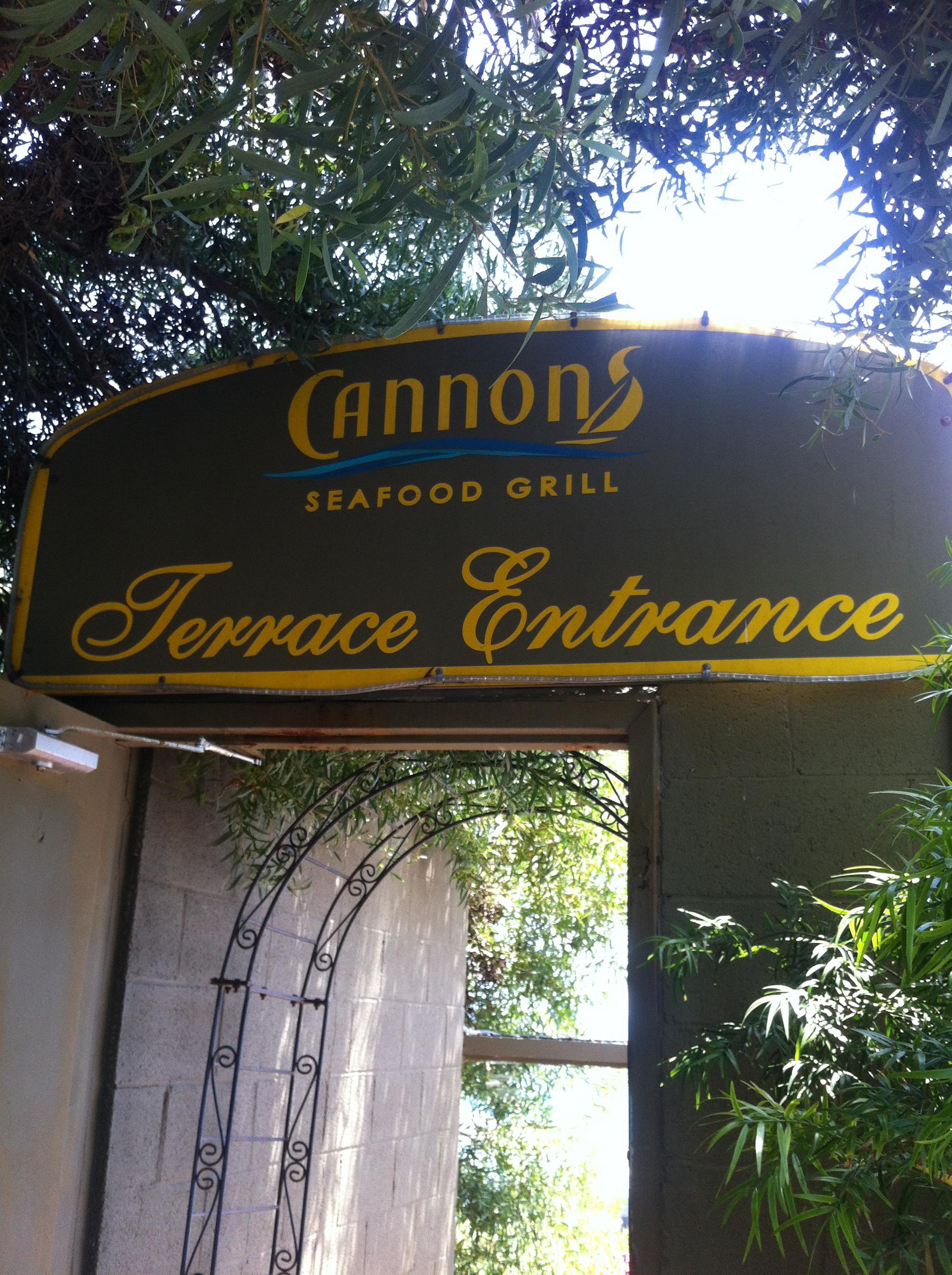 Cannon's Seafood Grill - Dana Point Wedding DJ
