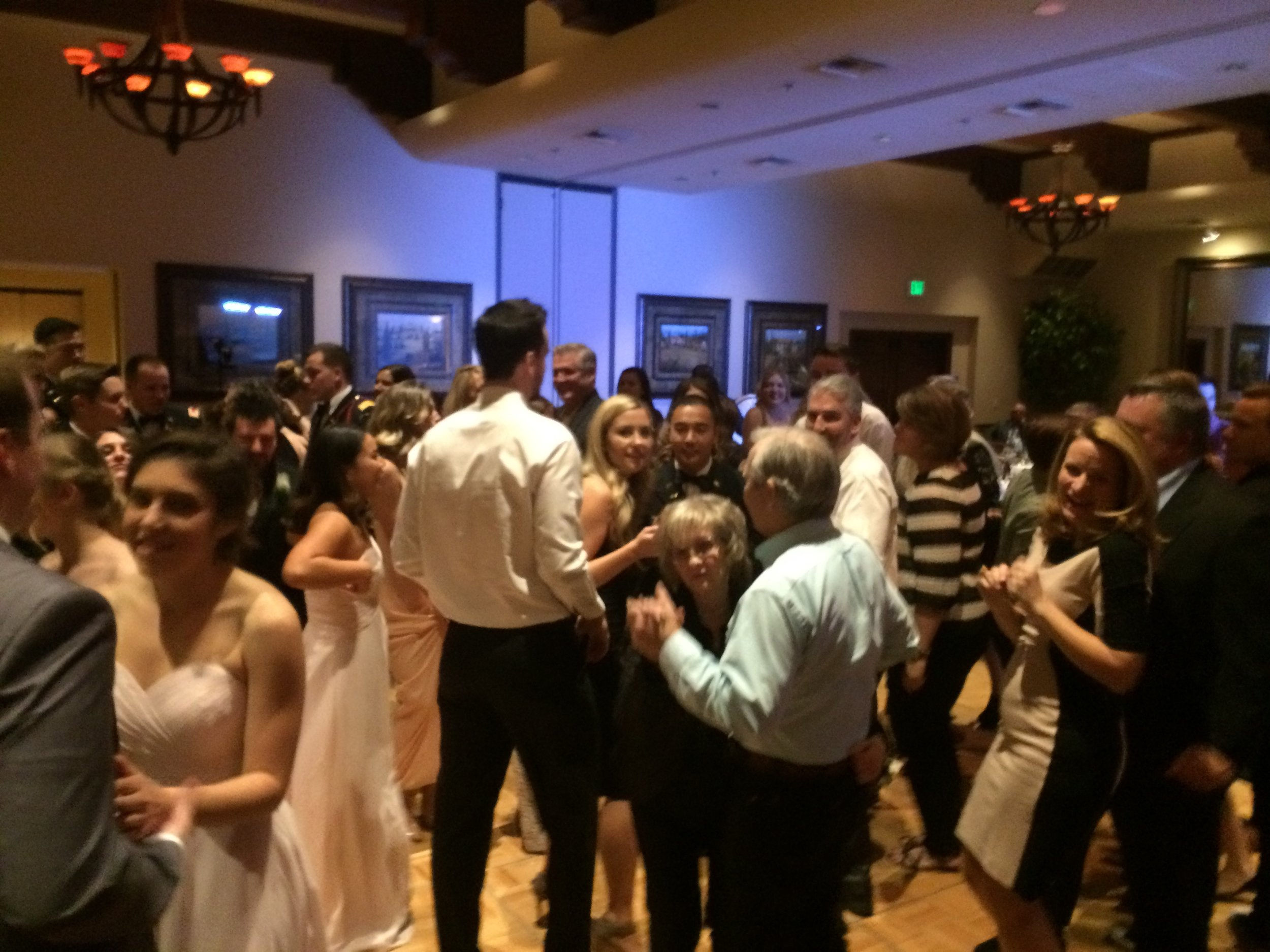 Red Hill Country Club Wedding Dance Party 2.JPG
