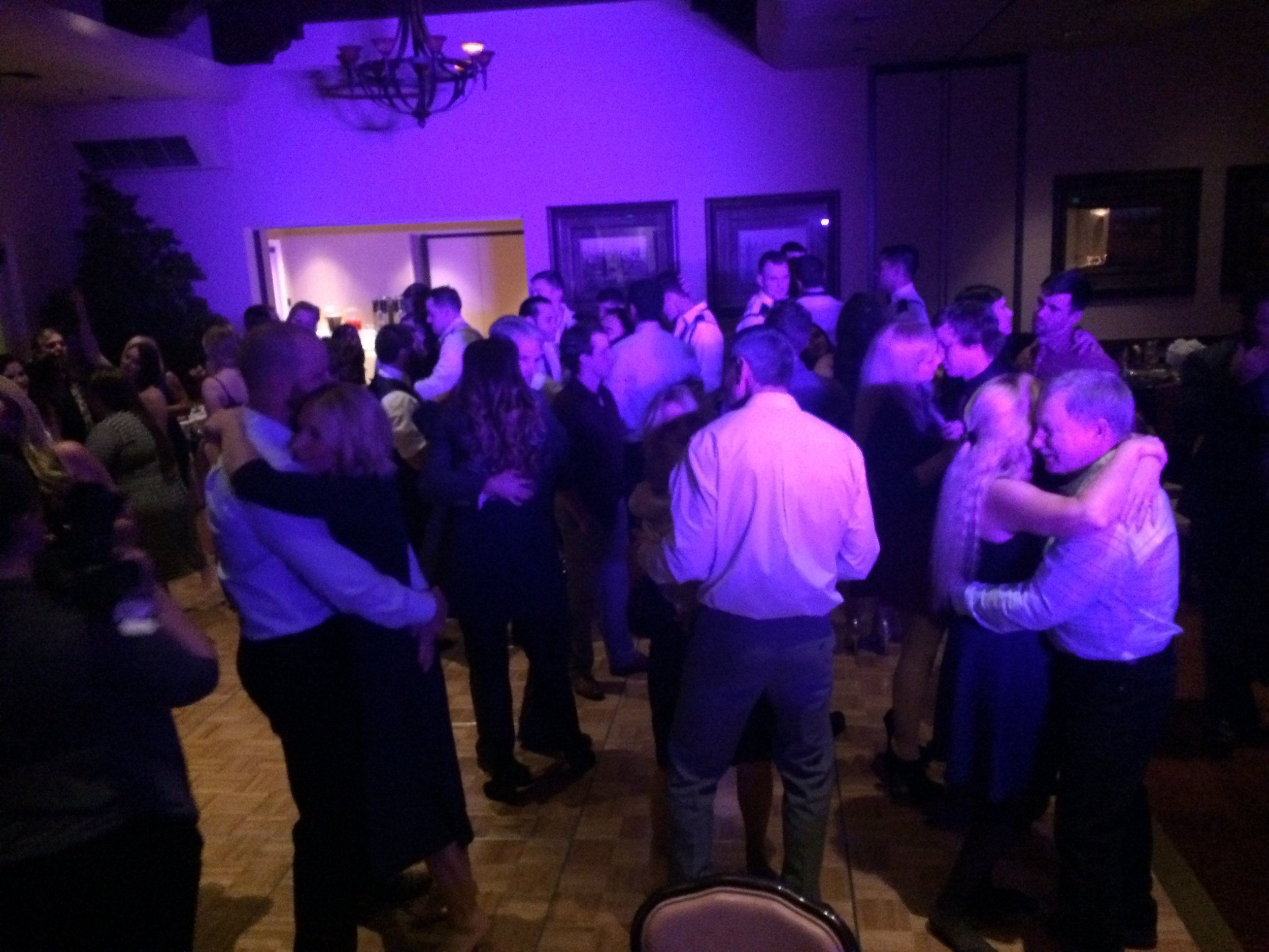 Red Hill Country Club Wedding DJ with Turntables.JPG