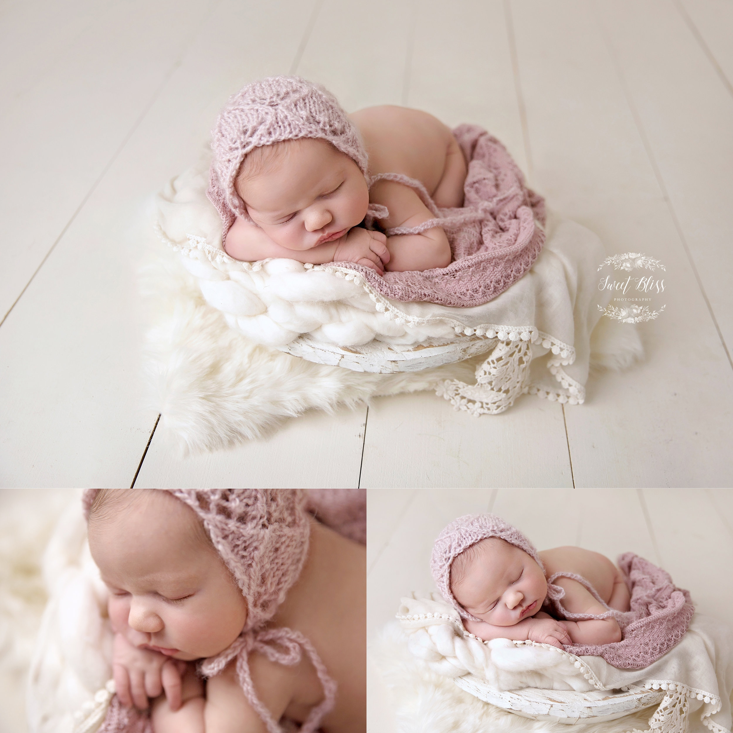 baltimorenewbornphotographer_harfordcountynewborn_sweetblissphotography_blushbonnetwhitebowl1.jpg