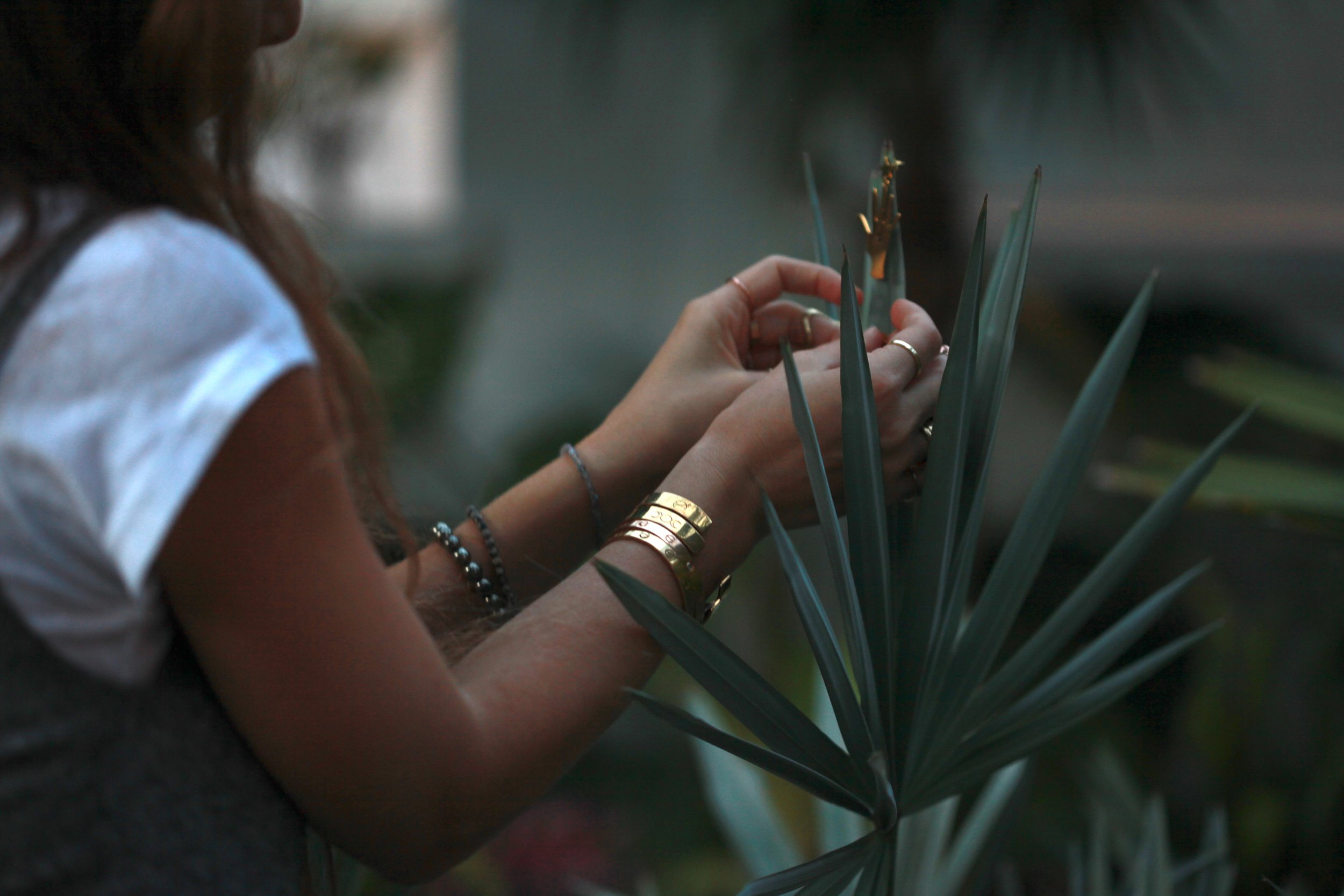 Find JOY in Nature. Touch it, play with it, meditate into it, dance in it. Wearing  espiritutara  jewelry will remind you to tap into your playful, joyful self.