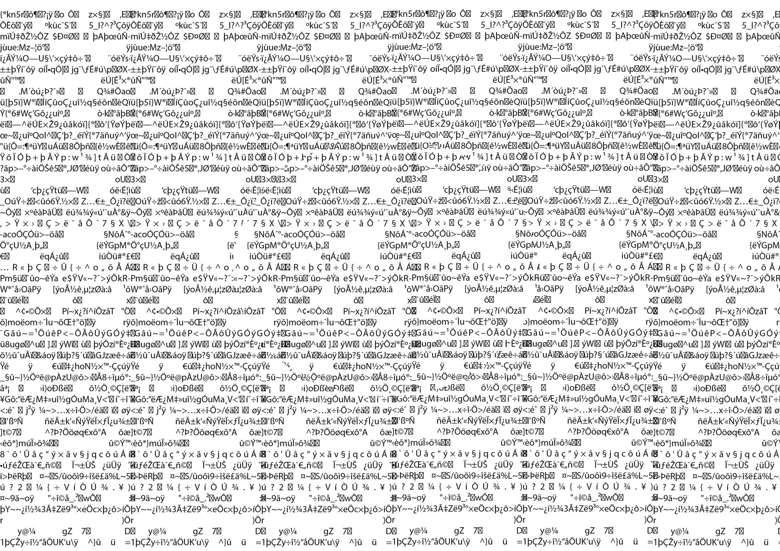 Basic ASCII Code Stereogram