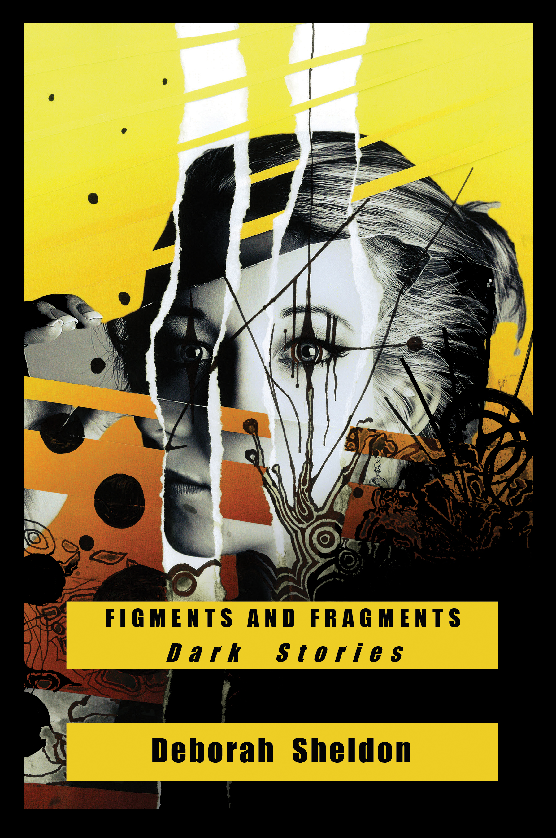 Figments and Fragments: Dark Stories Book Cover