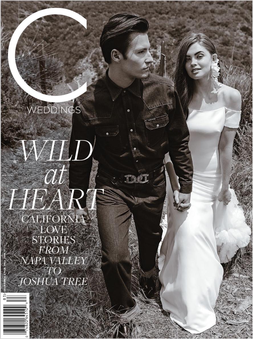 C Magazine | LOHO Bride