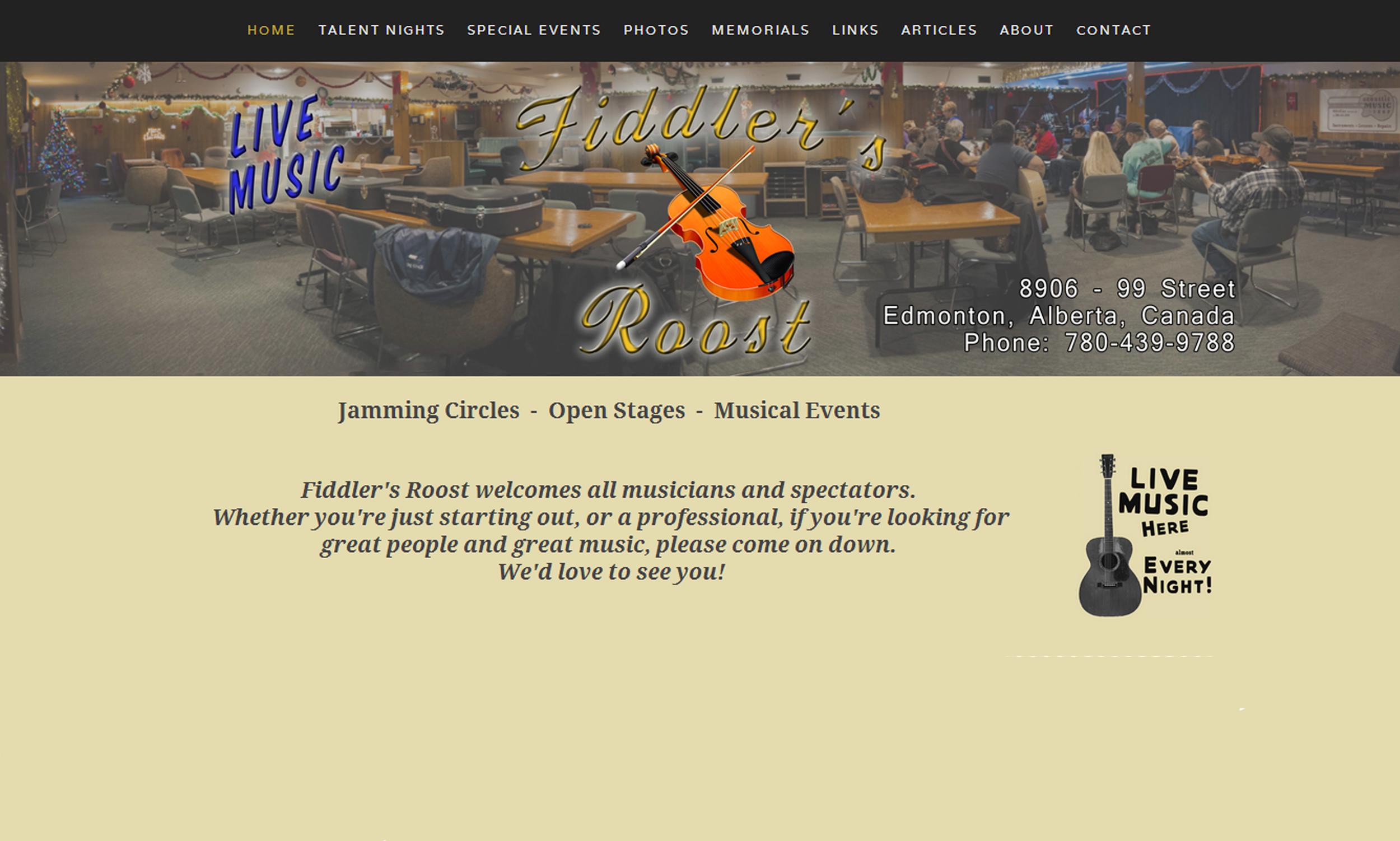 Fiddler's Roost