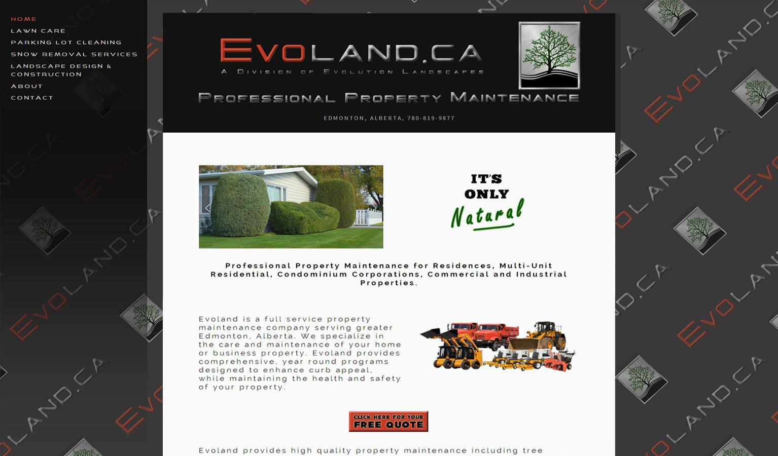 Evoland Property Maintenance